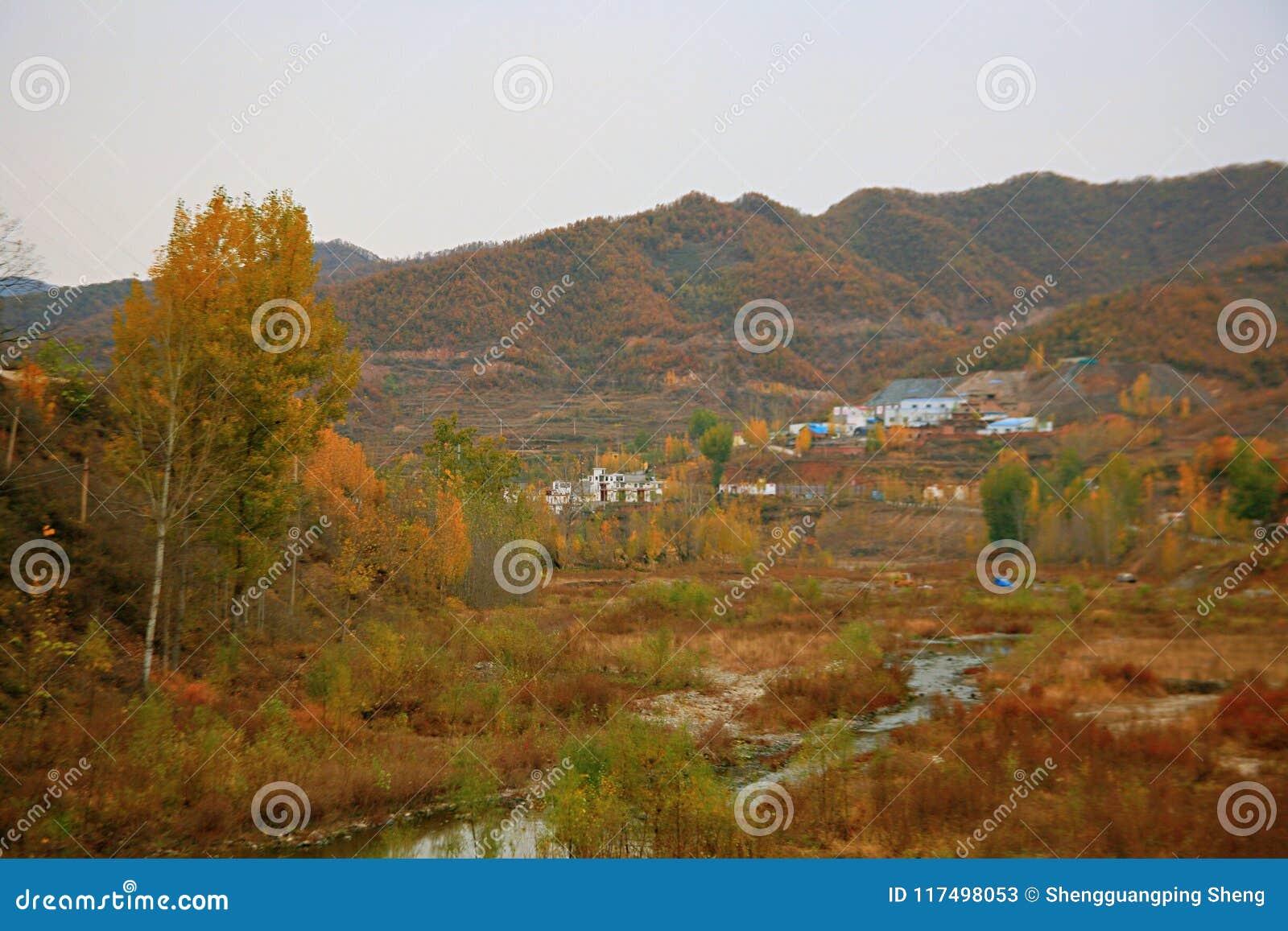 Zachodni Taishan, Ruyang