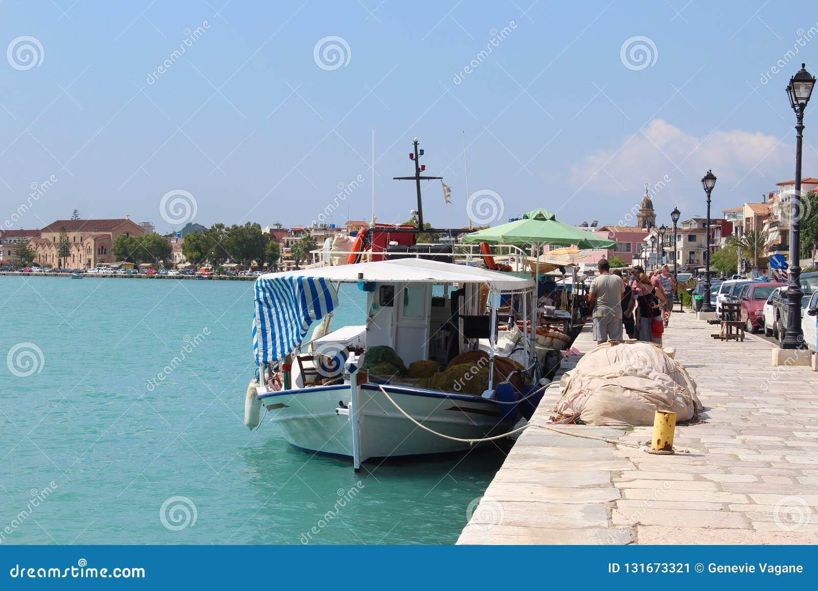 Zacinto, Grecia