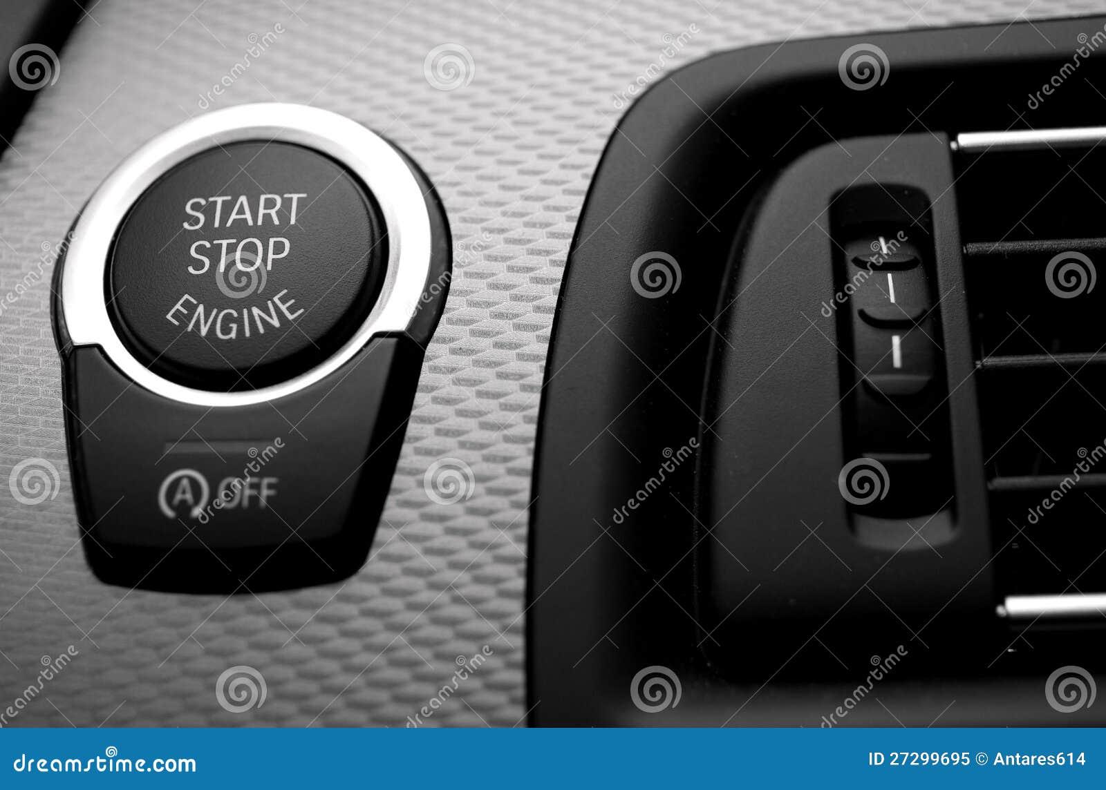 Zaczynać silnika