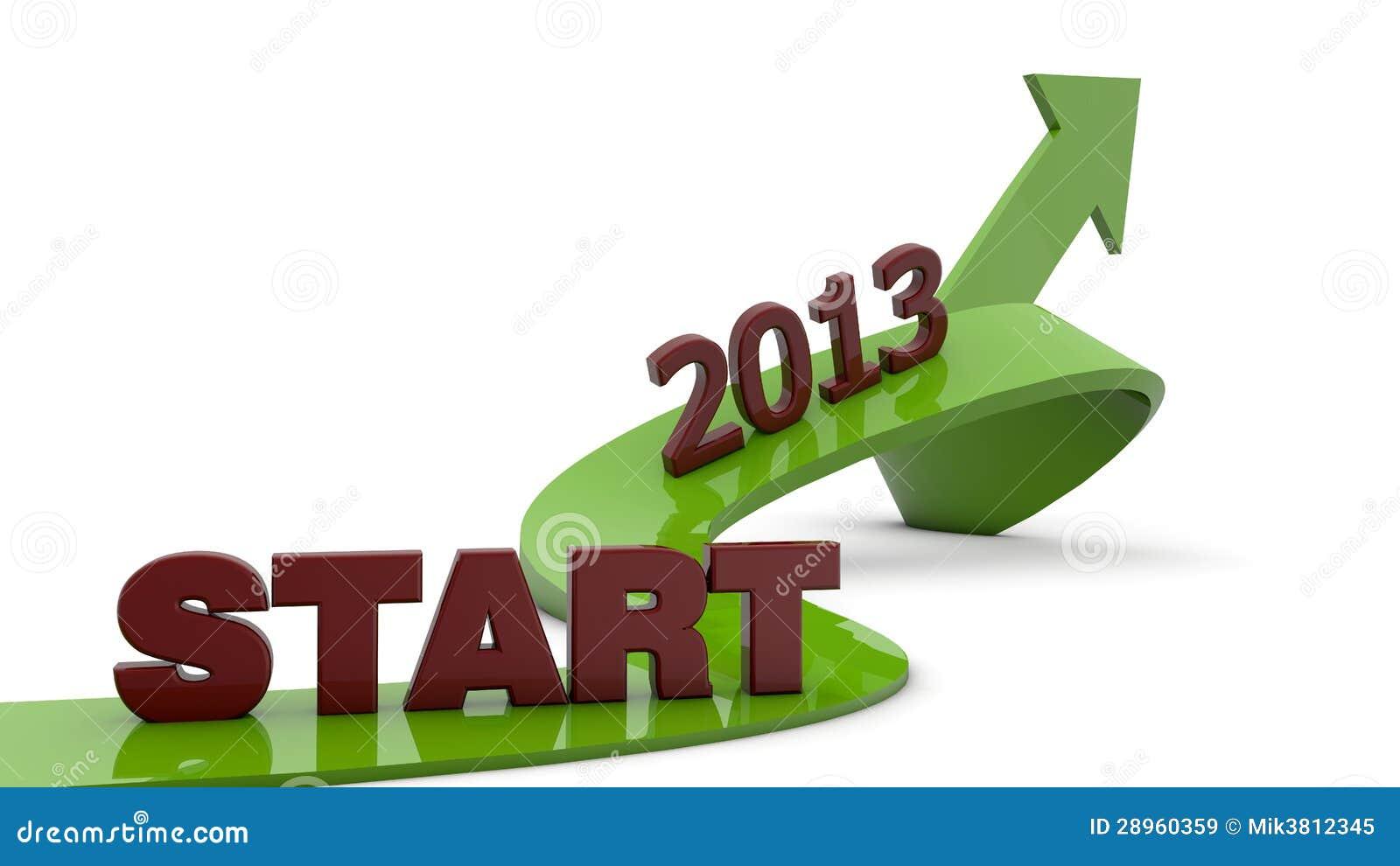 Zaczyna 2013