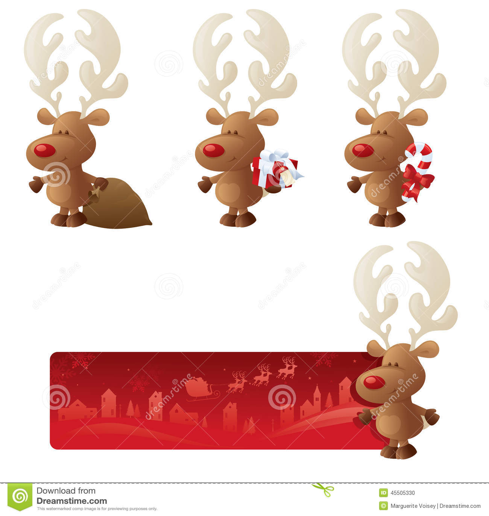 Zaczyna stronę z Rudolph
