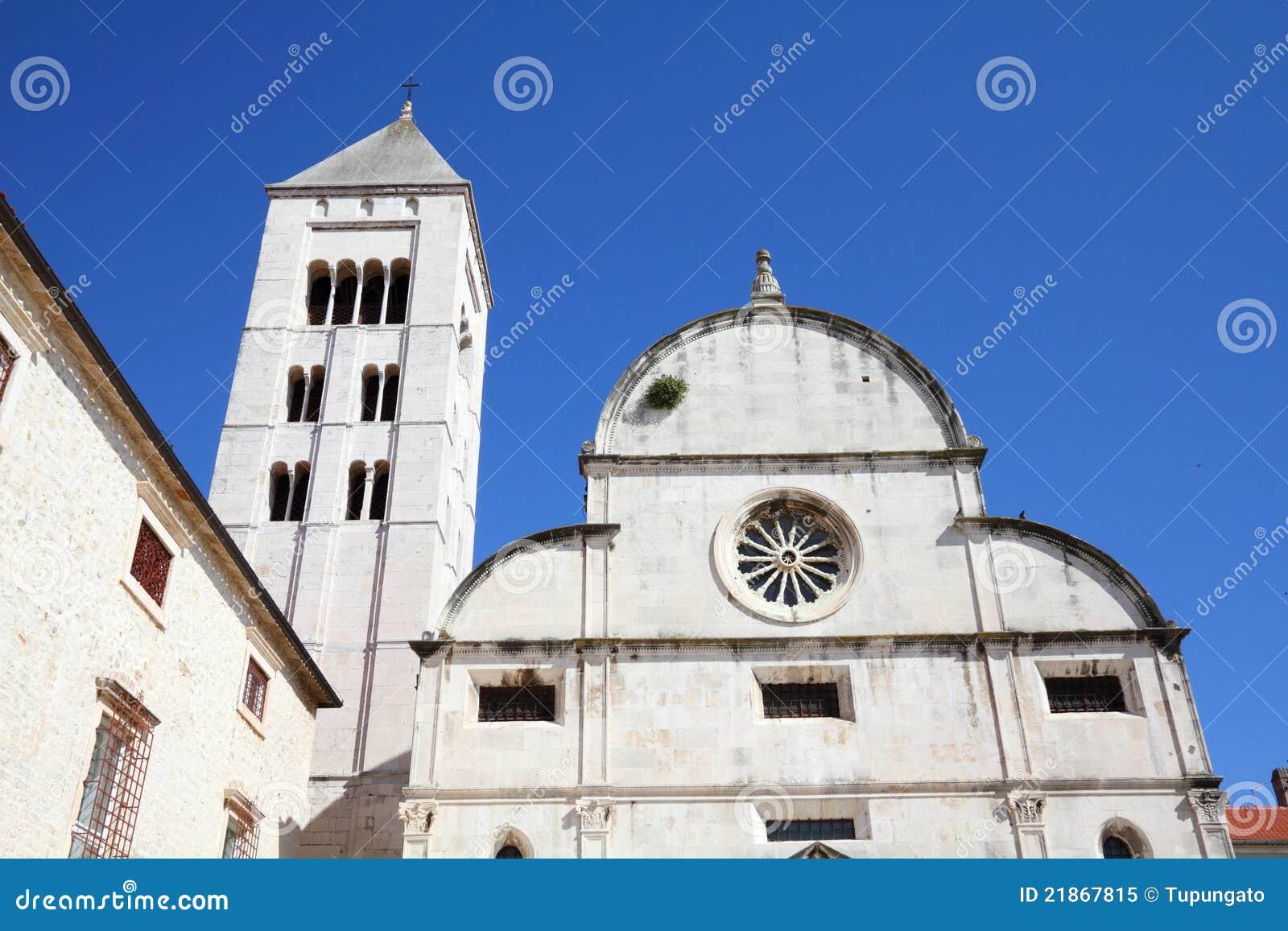 Zadar的克罗地亚