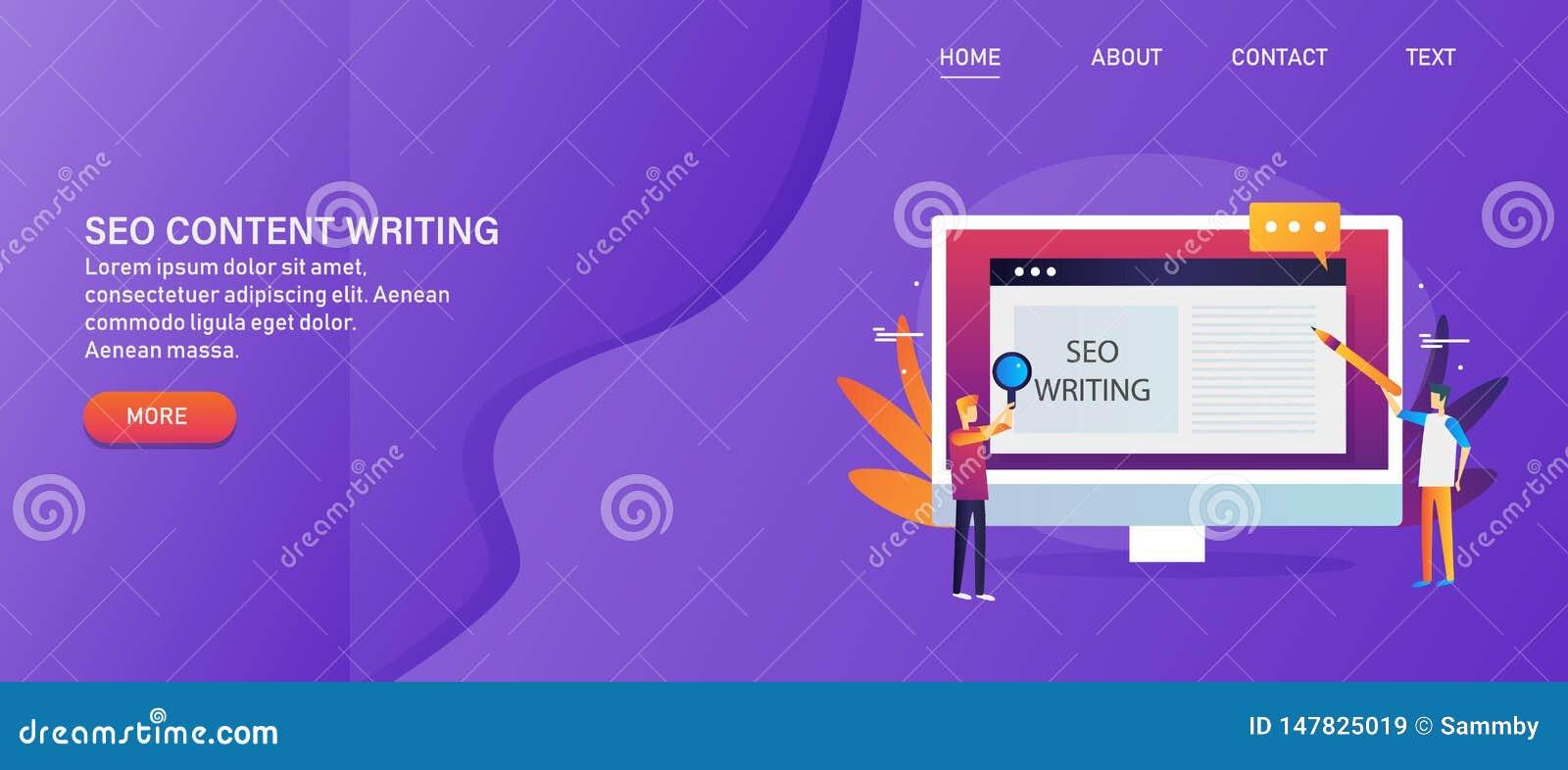 Zadowolony badanie, rozwój i publikacja dla wyszukiwarki optymalizacji, seo odbitkowy pisze pojęcie
