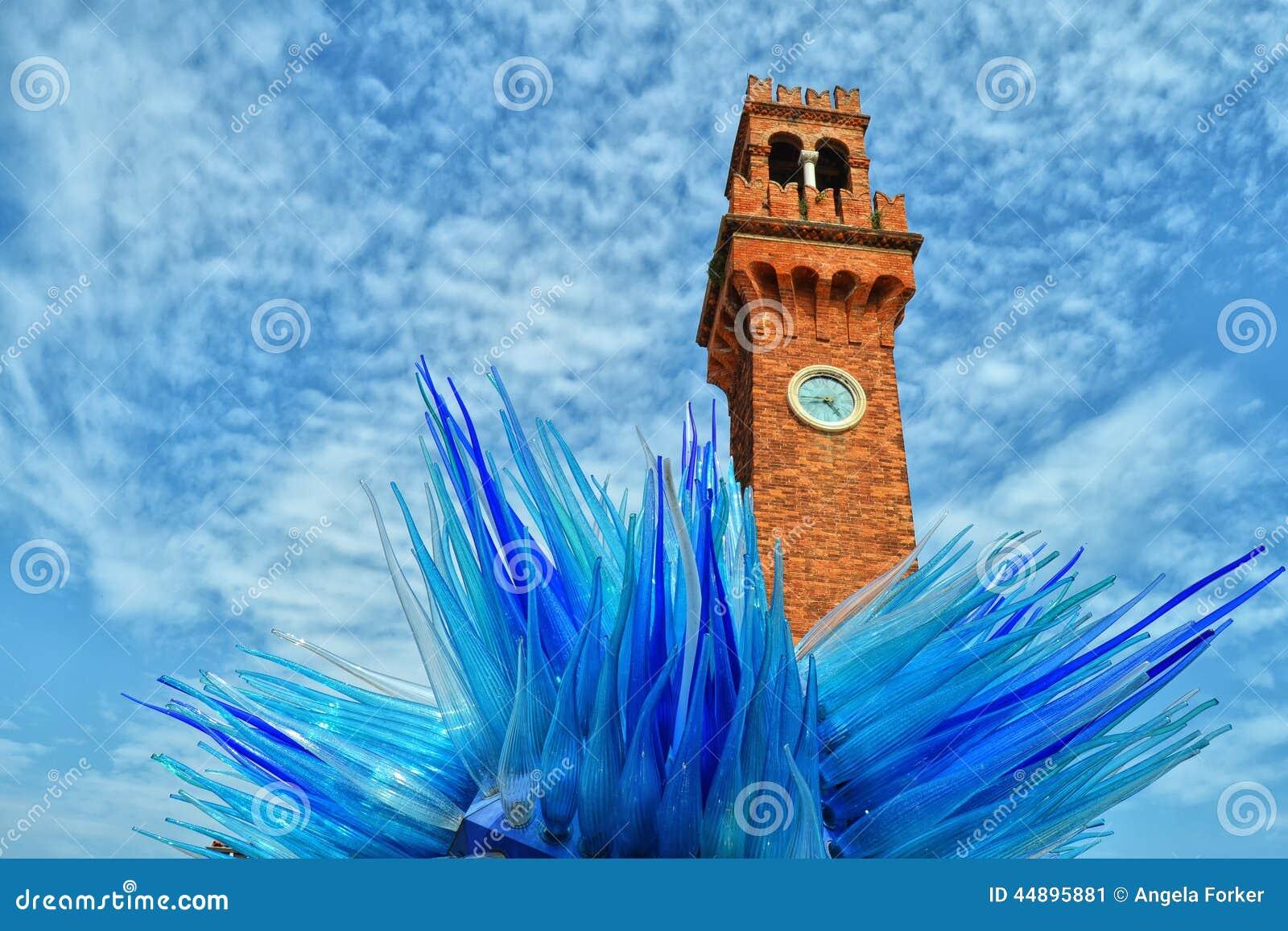 Zadziwiająca Szklana rzeźba w Murano