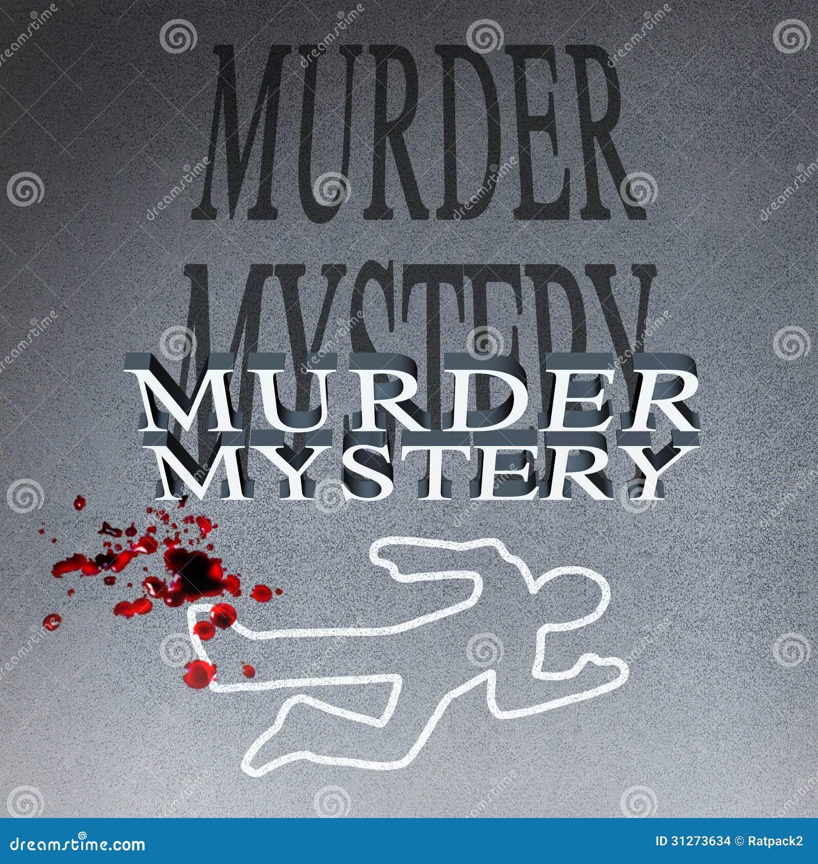 Zagadkowe Zabójstwo