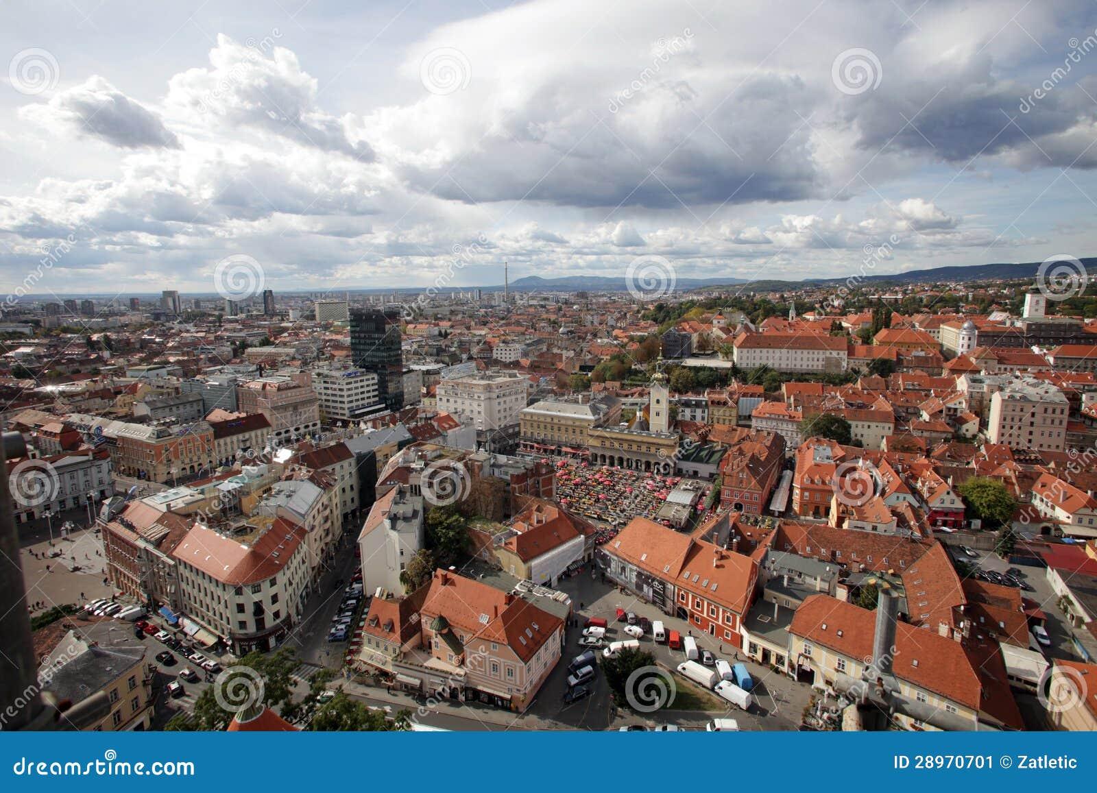 Zagreb, Chorwacja