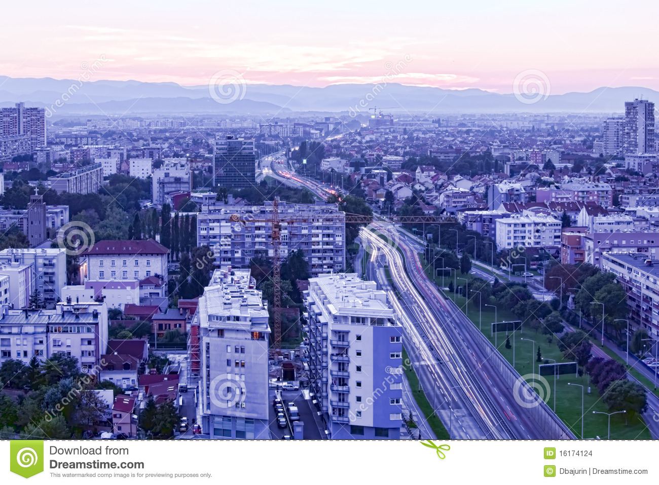 Zagreb Croatia  city pictures gallery : Zagreb, Croatia Stock Images Image: 16174124