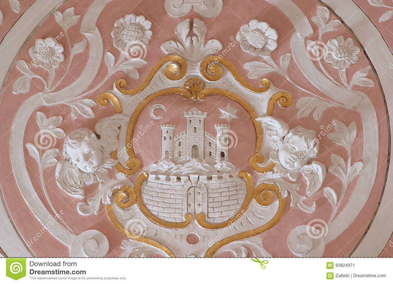 Zagreb, escudo de armas