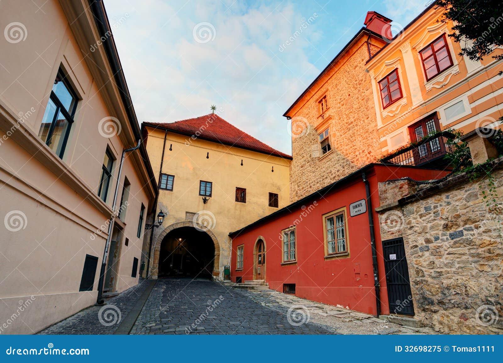 Zagreb - Oude Vestingspoort