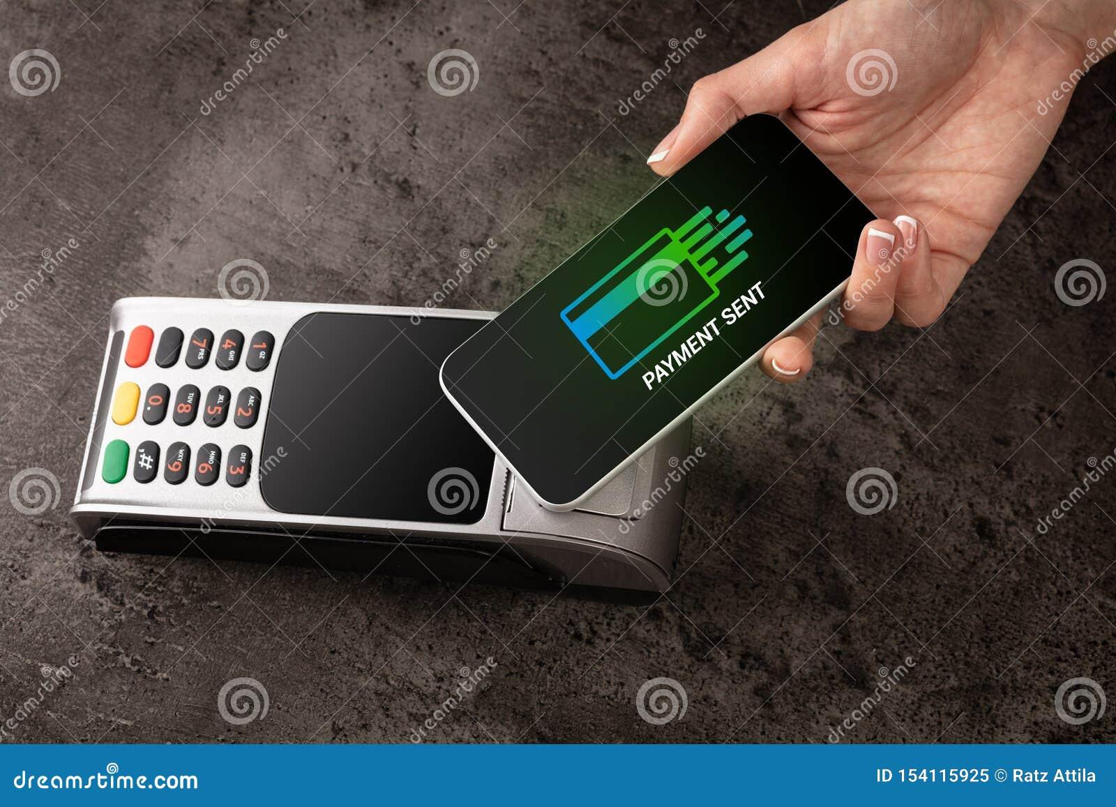 Zahlung Mit Handy