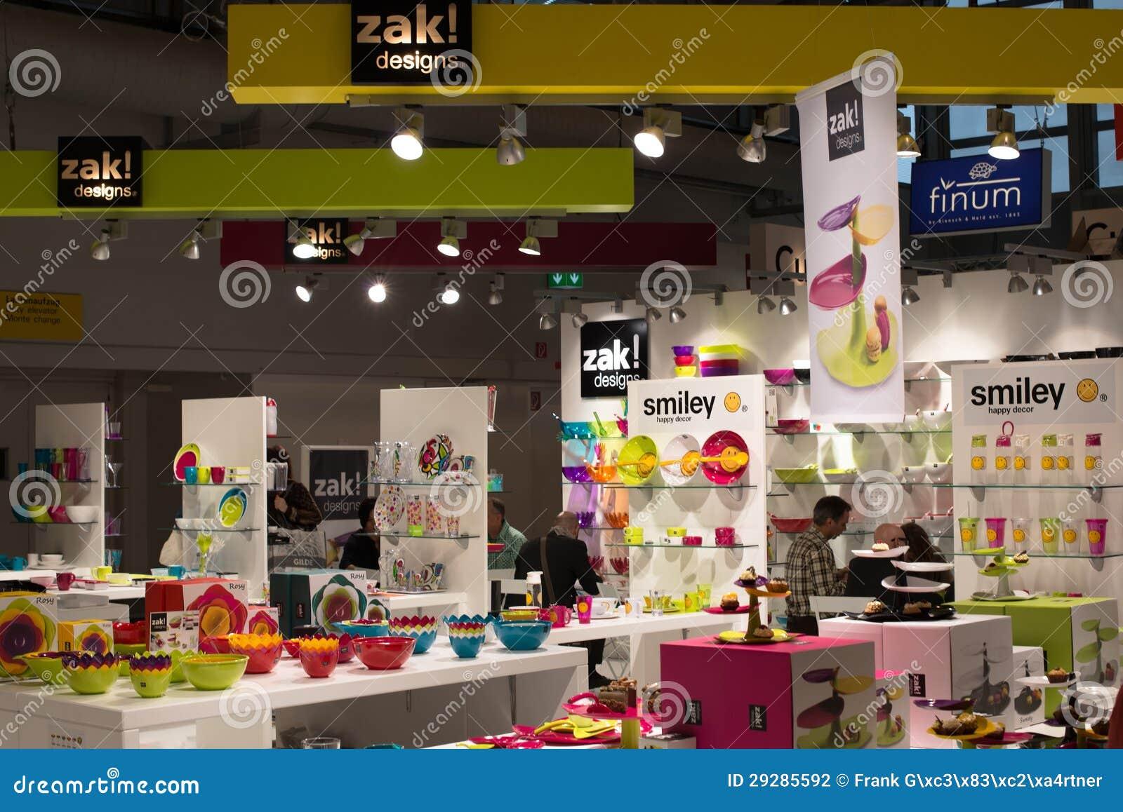 Zak designs at ambiente exhibition in franfkurt editorial for Ambiente design
