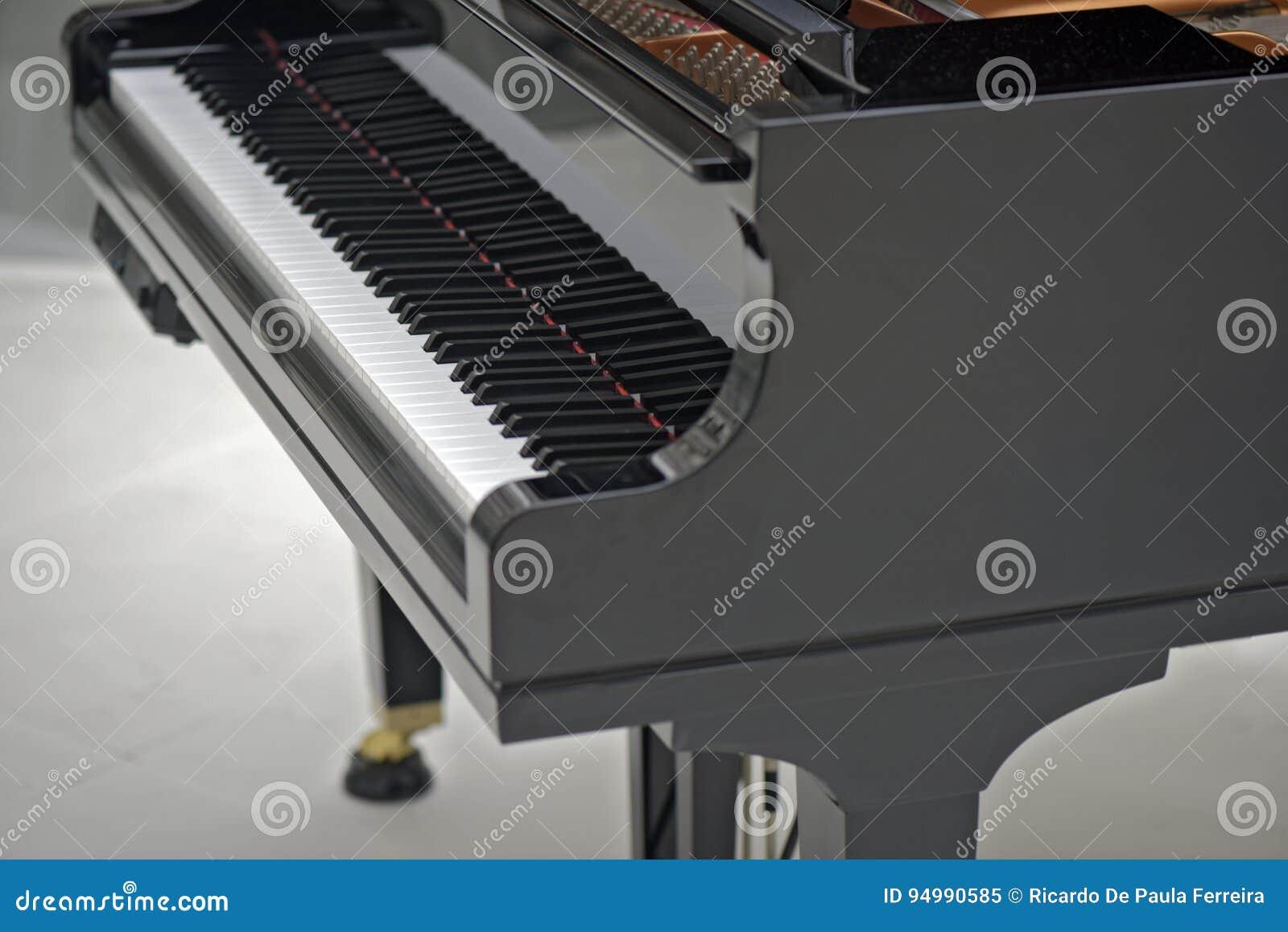 Zakończenie pianino