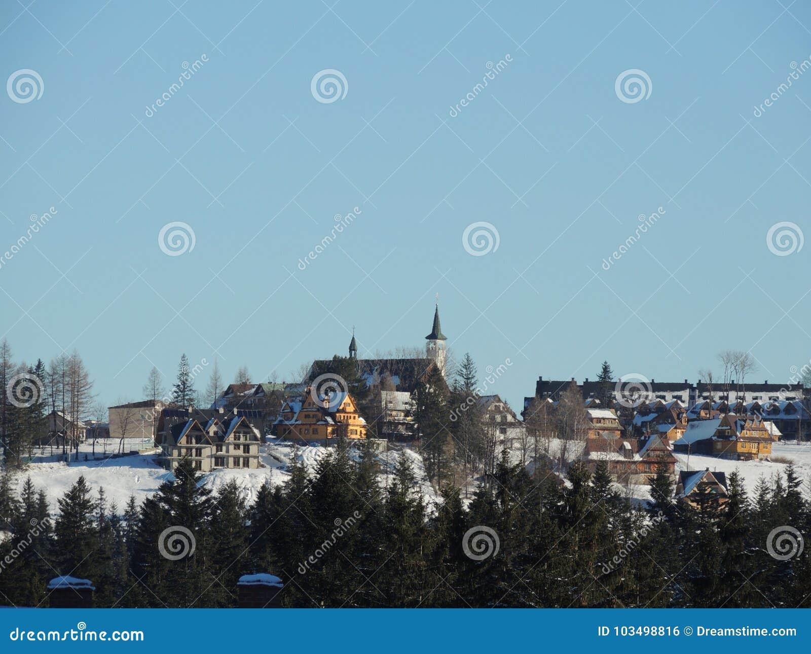Zakopane- Pologne