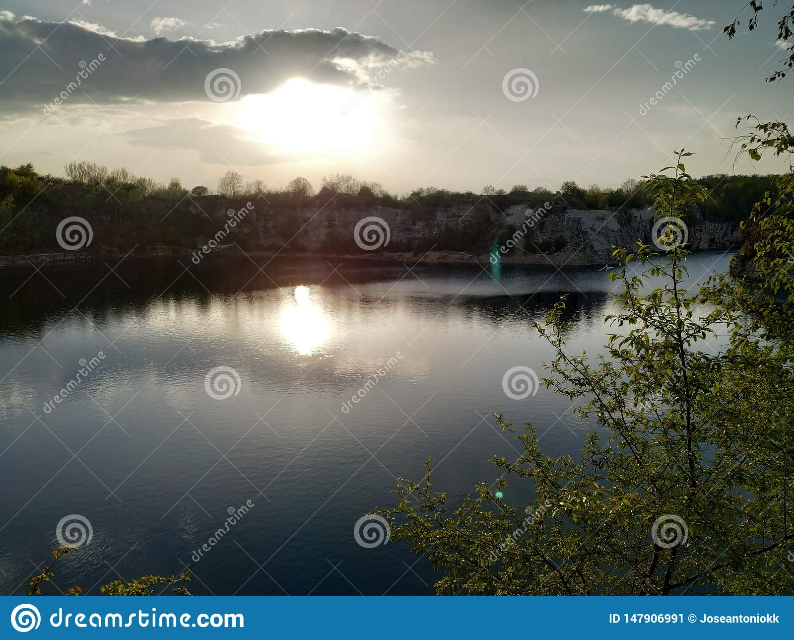 Zakrzowek湖视图