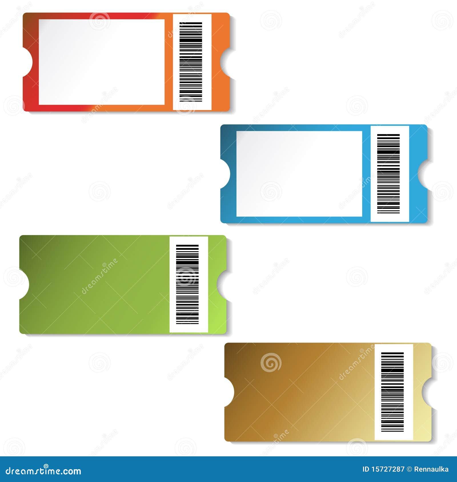 Zakupy etykietek wektor