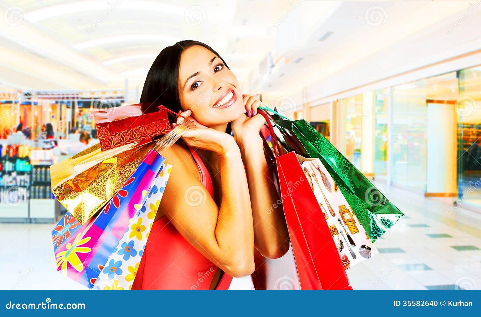 Zakupy kobieta