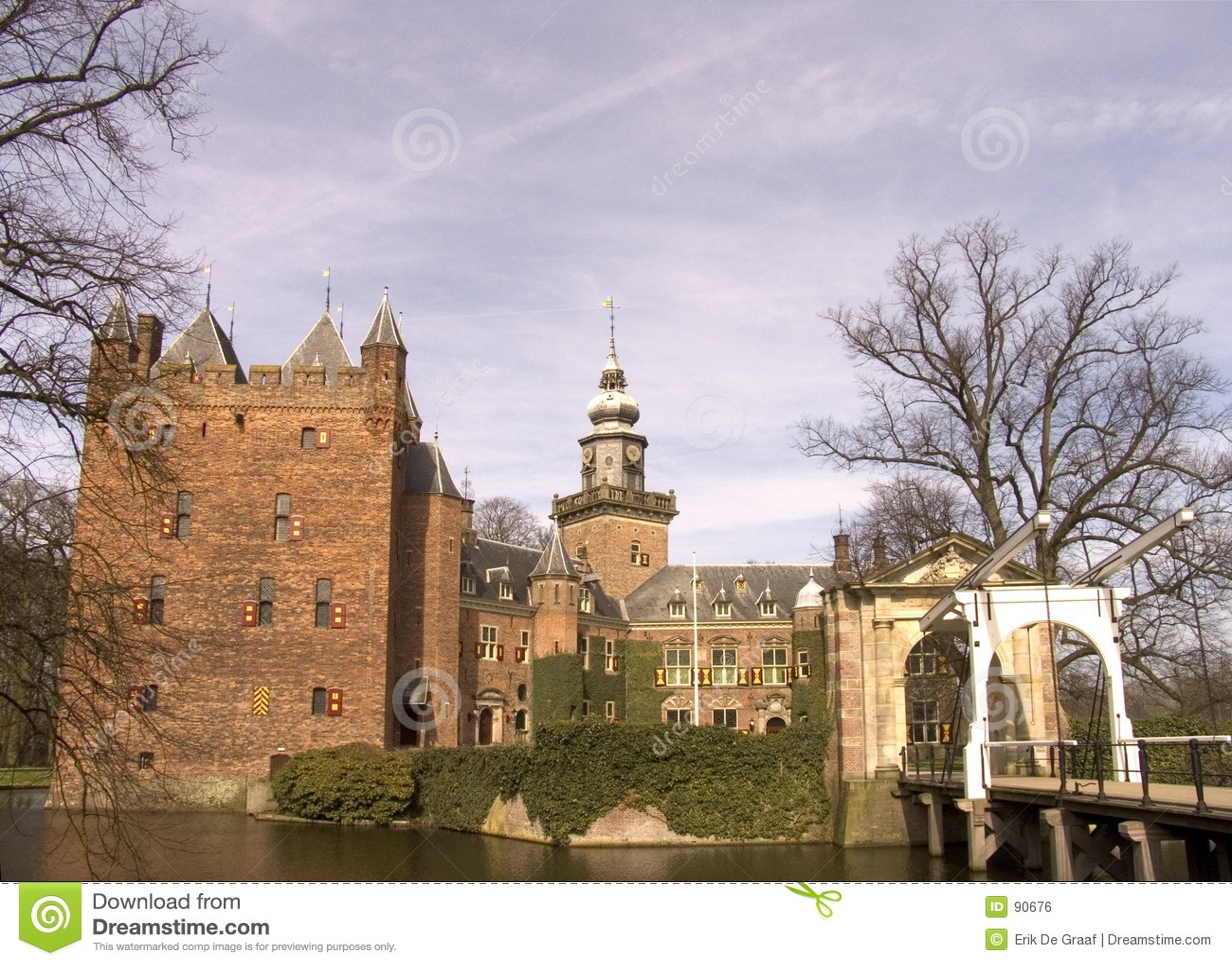 Zamek 5 holender