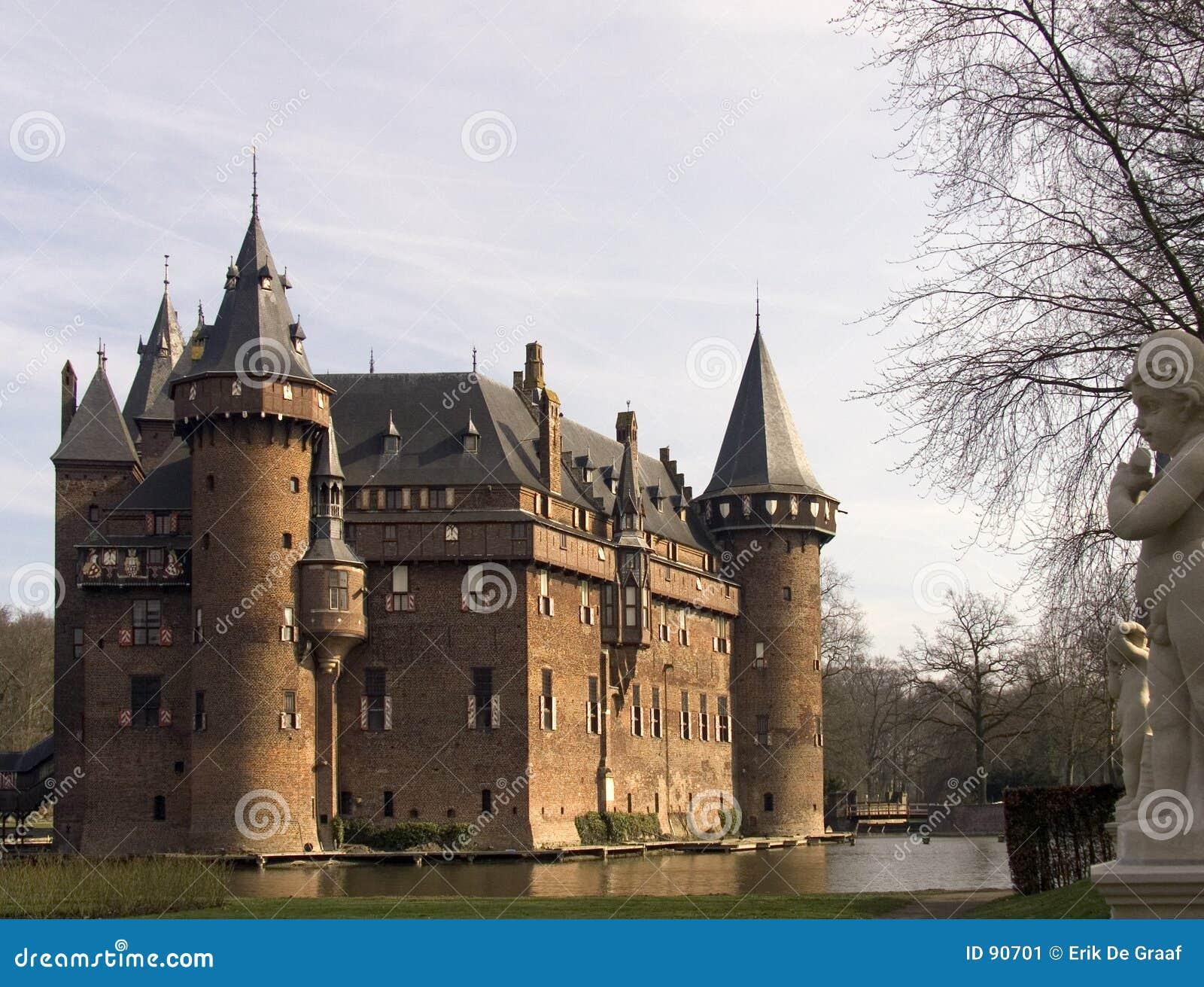 Zamek 6 holender