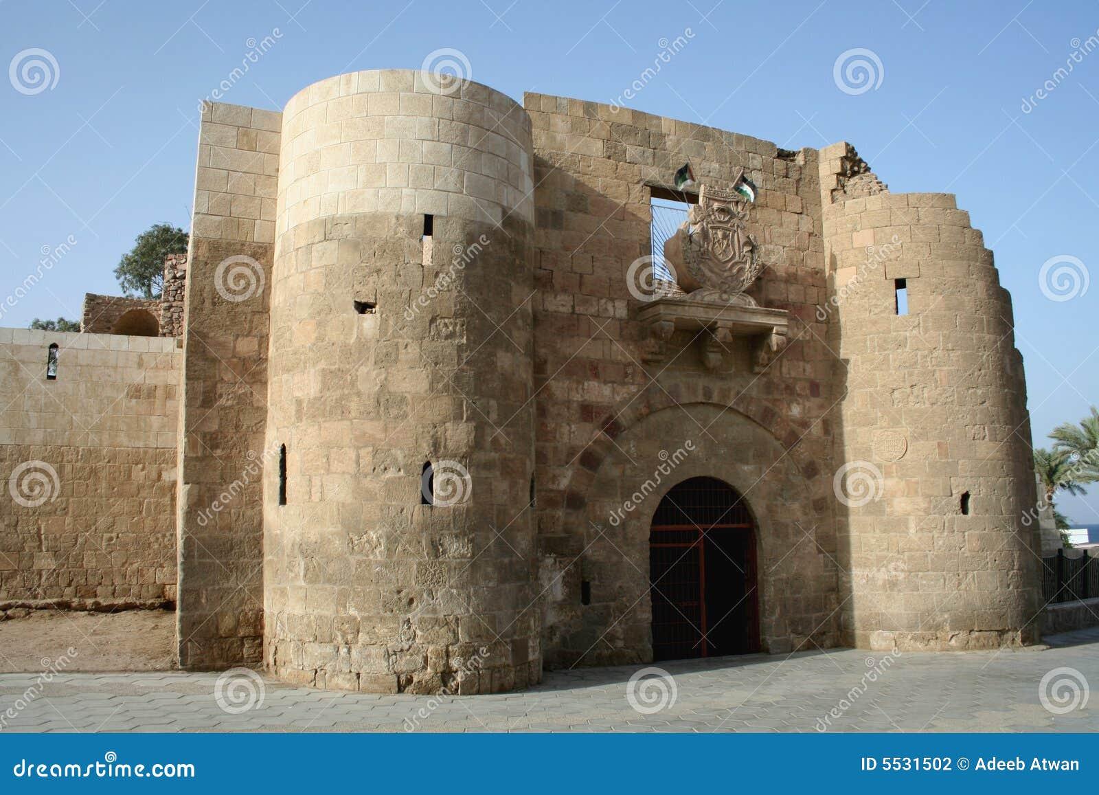 Zamek aqaba