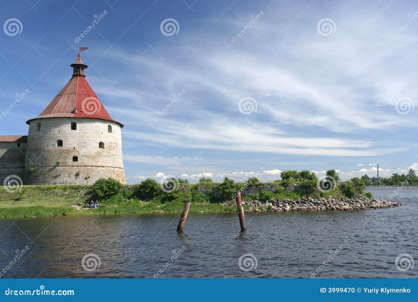 Zamek oreshek