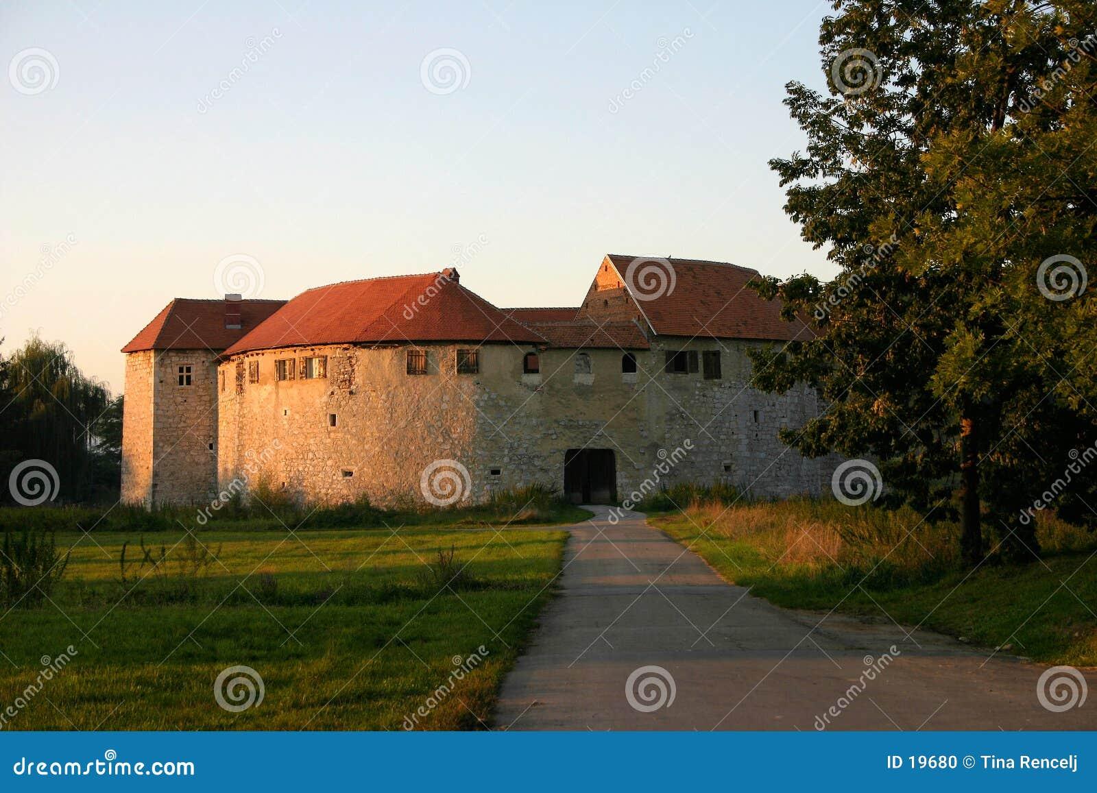 Zamek ribnik
