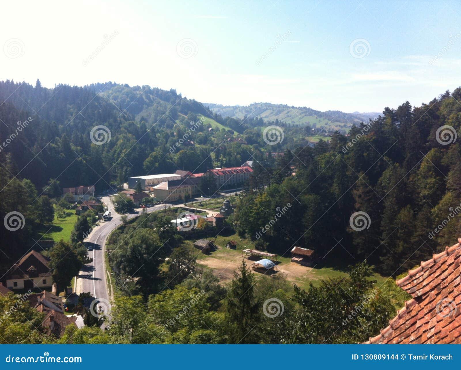 Zamek Romania otrąb