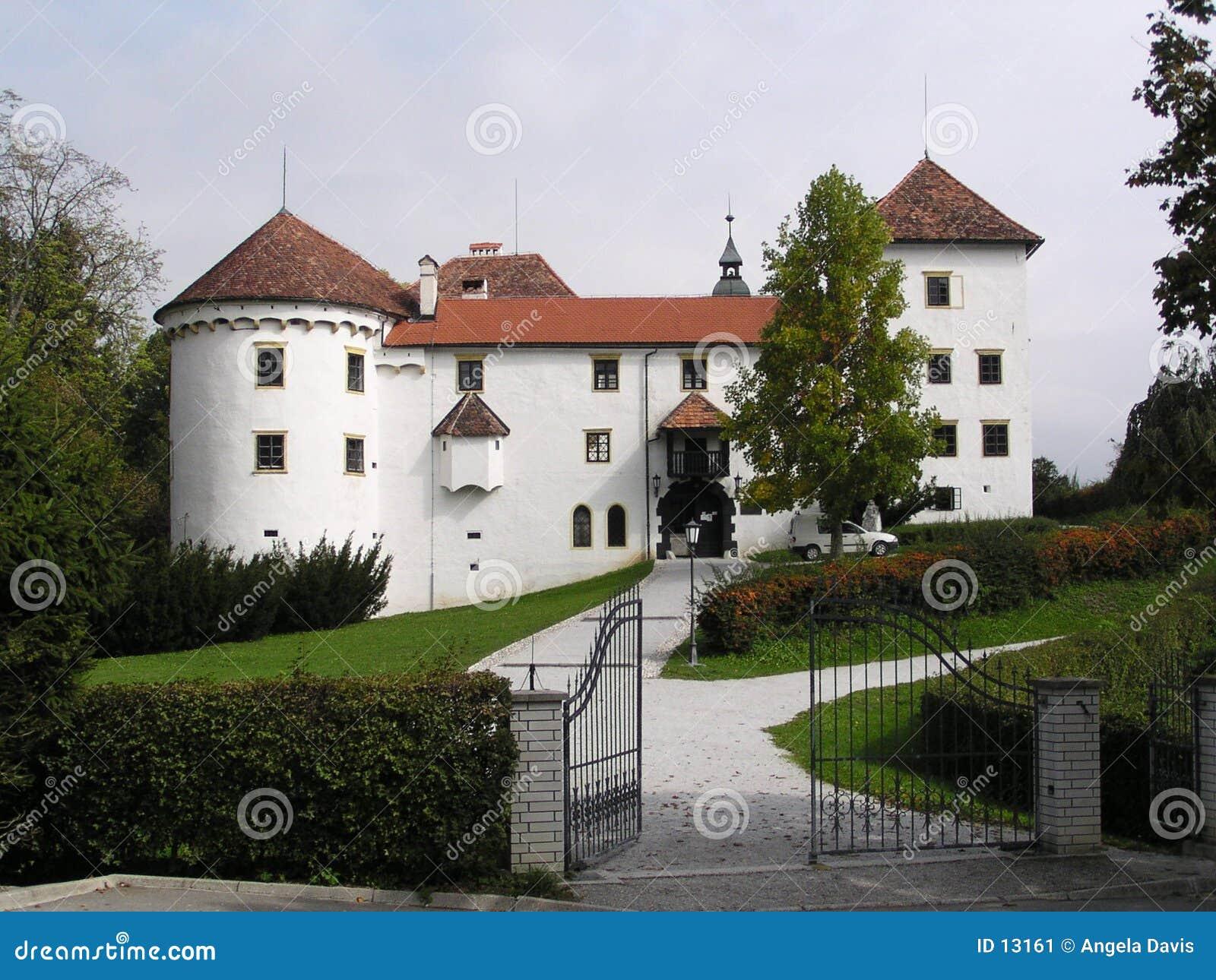 Zamek Słowenii