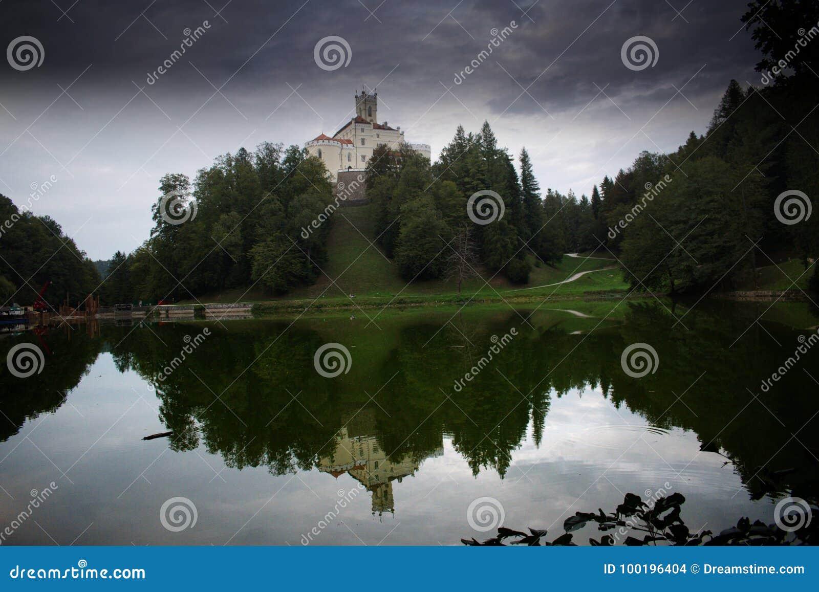 Zamek trakoscan