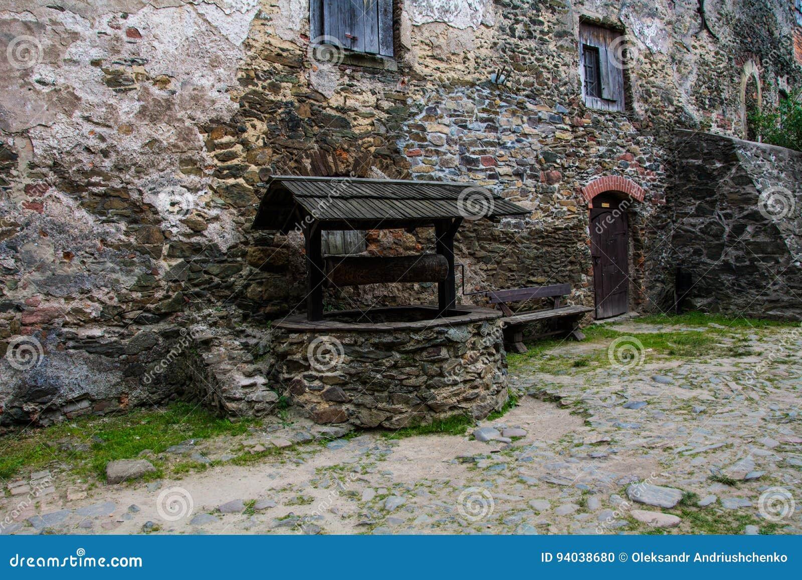 Zamek w Bolkowie Burgberg, 396 metrów nad poziom morza