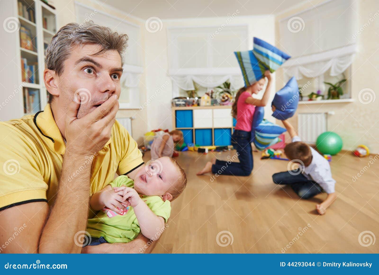 Zamieszanie w dzieci hodować