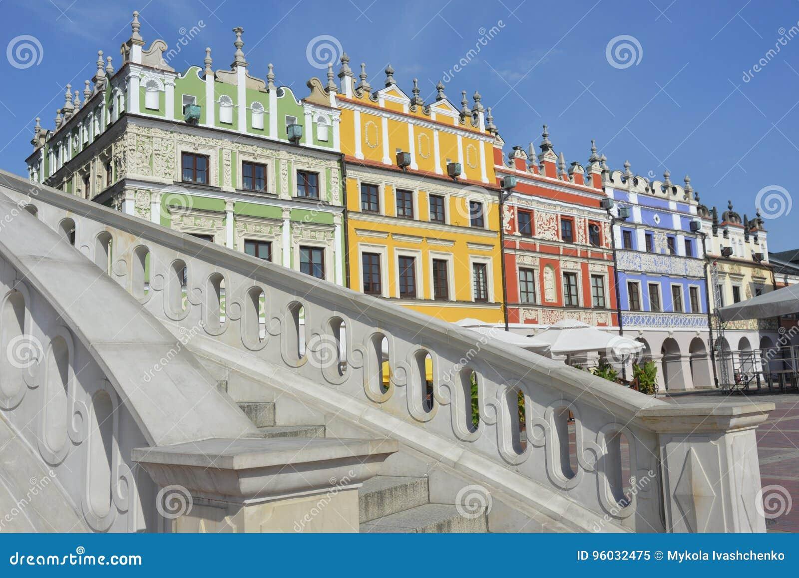 Zamojska architektura