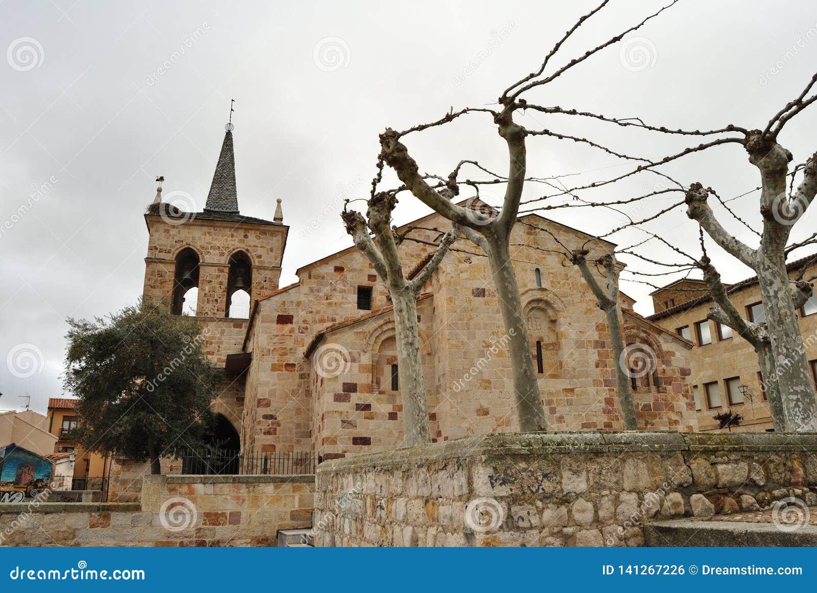 San Cipriano Church, Zamora, Spain
