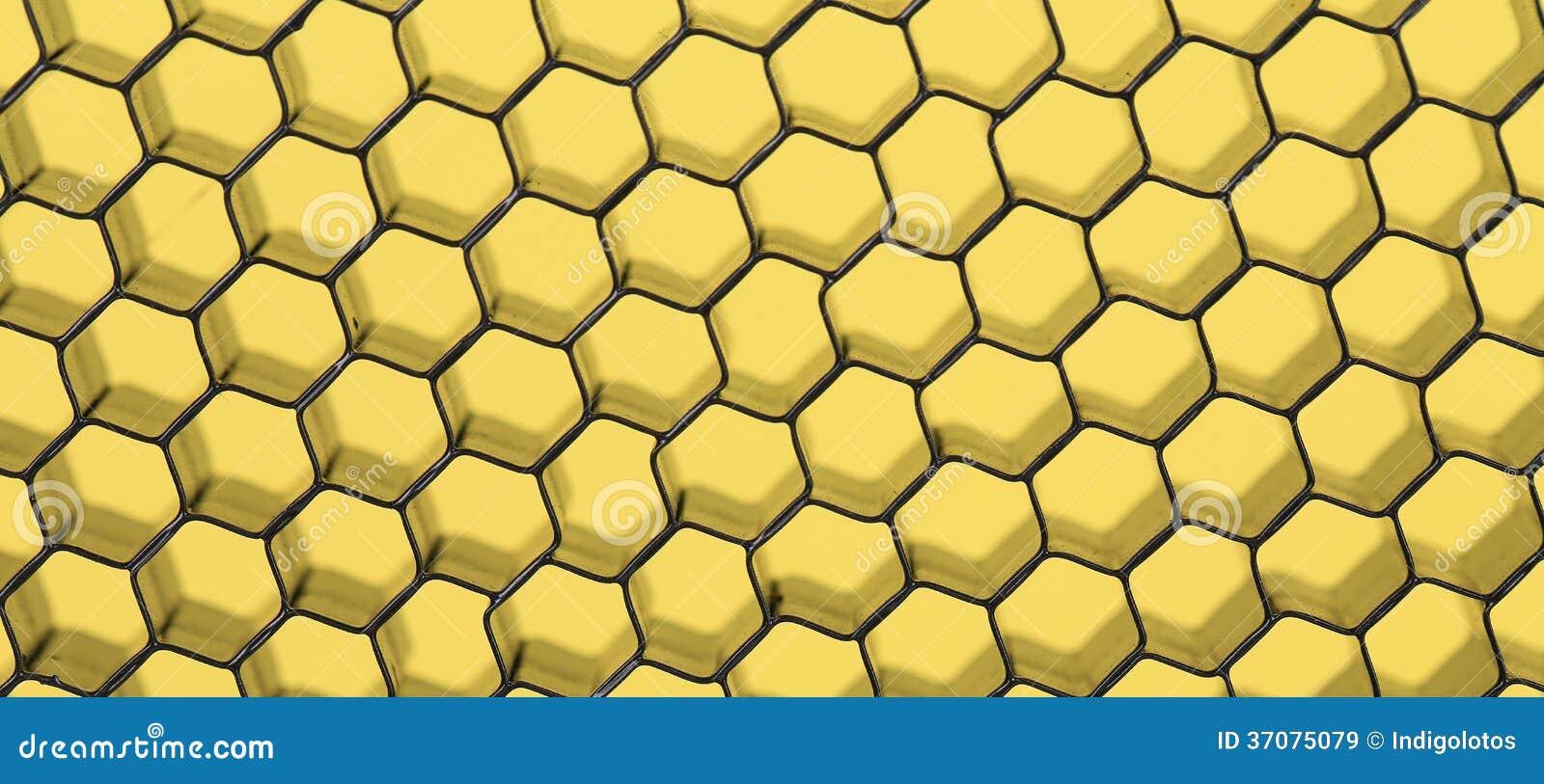 Download Zamyka Up Czerni Sieć. Żółty światło. Ilustracji - Ilustracja złożonej z tło, sieć: 37075079