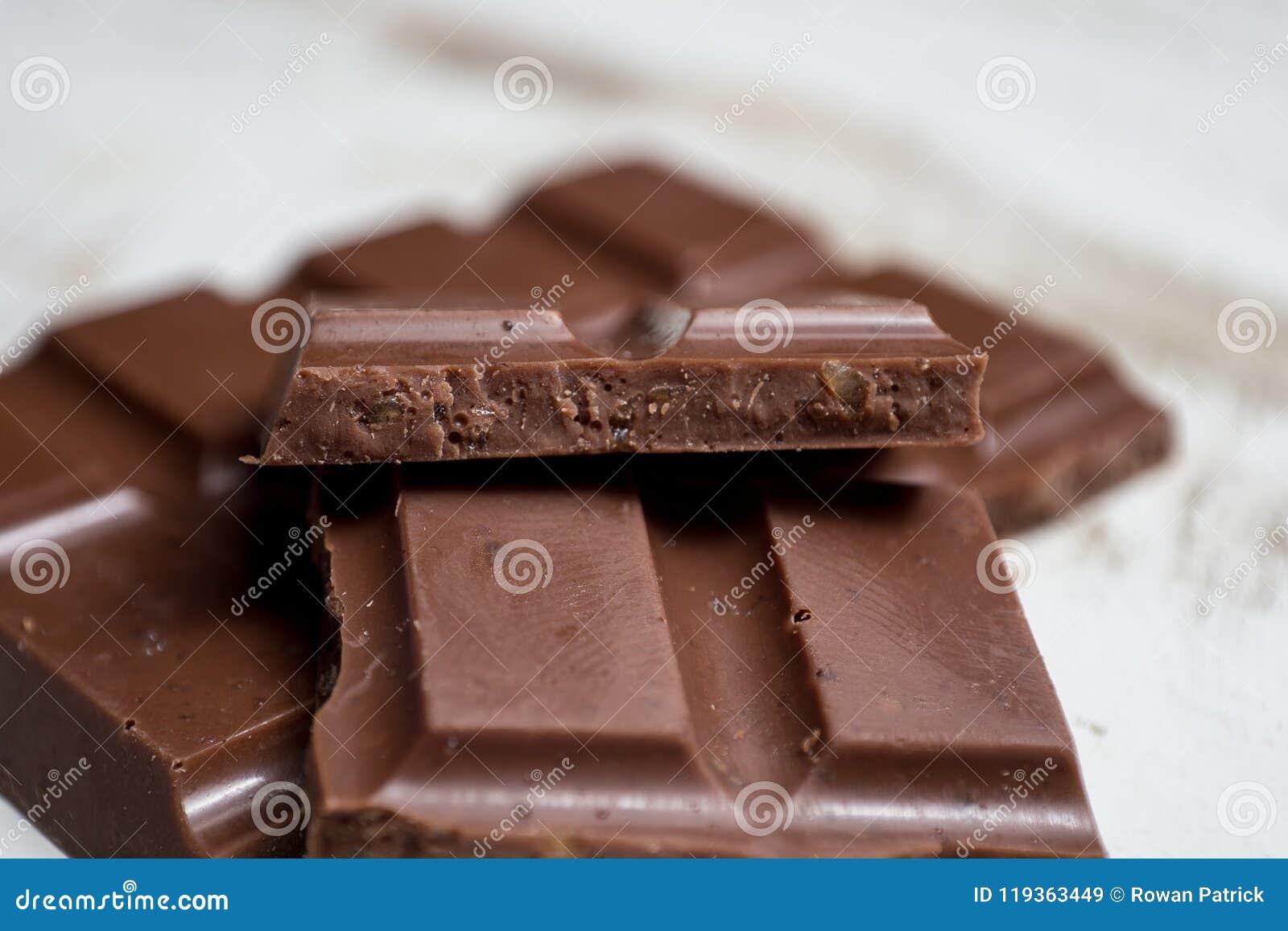 Zamyka W górę Organicznie czekolady