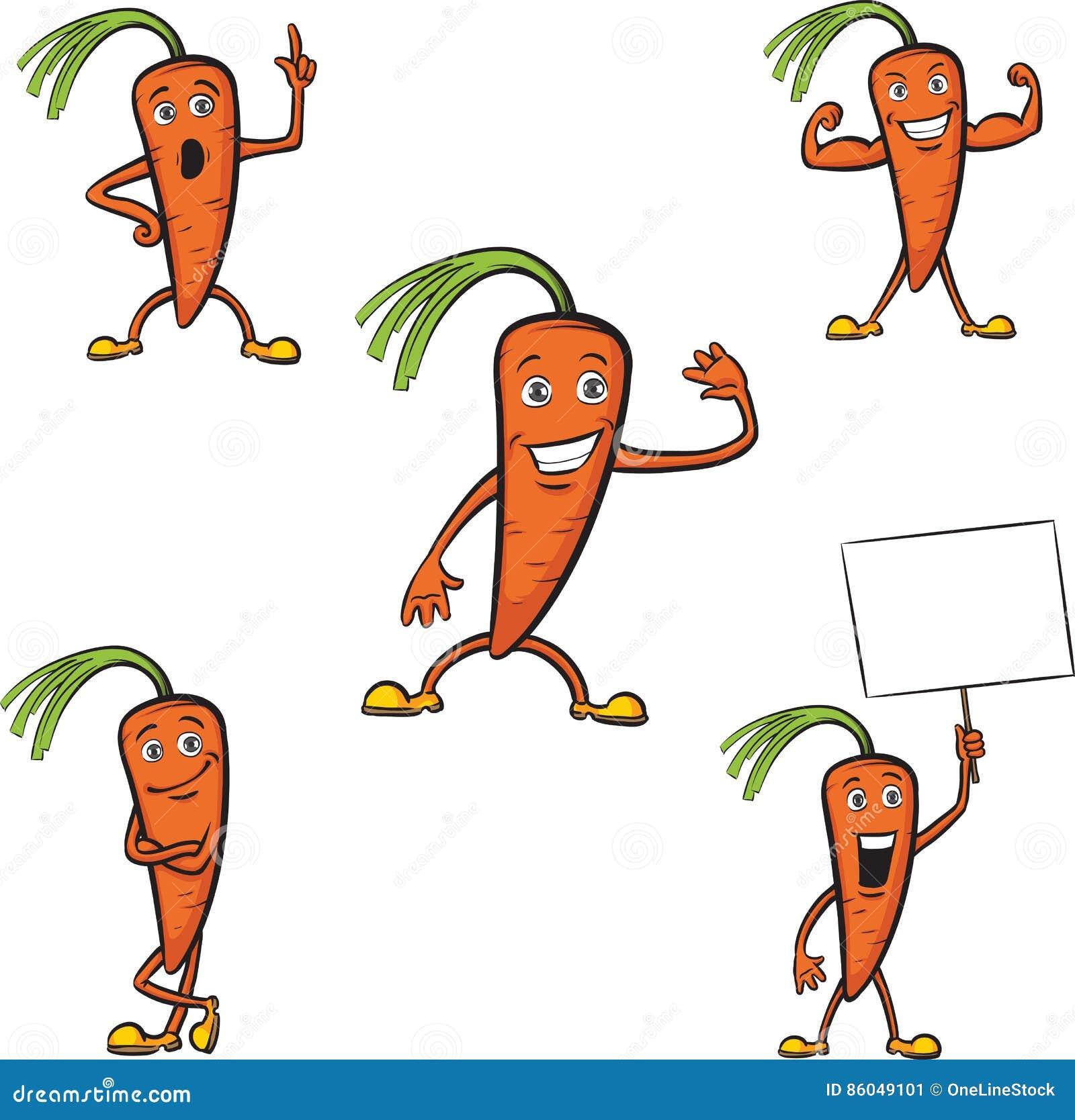 Zanahorias De La Historieta Ilustracion Del Vector Ilustracion De Historieta Zanahorias 86049101 Receta de torta zanahoria facil, rápida y económica. zanahorias de la historieta ilustracion del vector ilustracion de historieta zanahorias 86049101