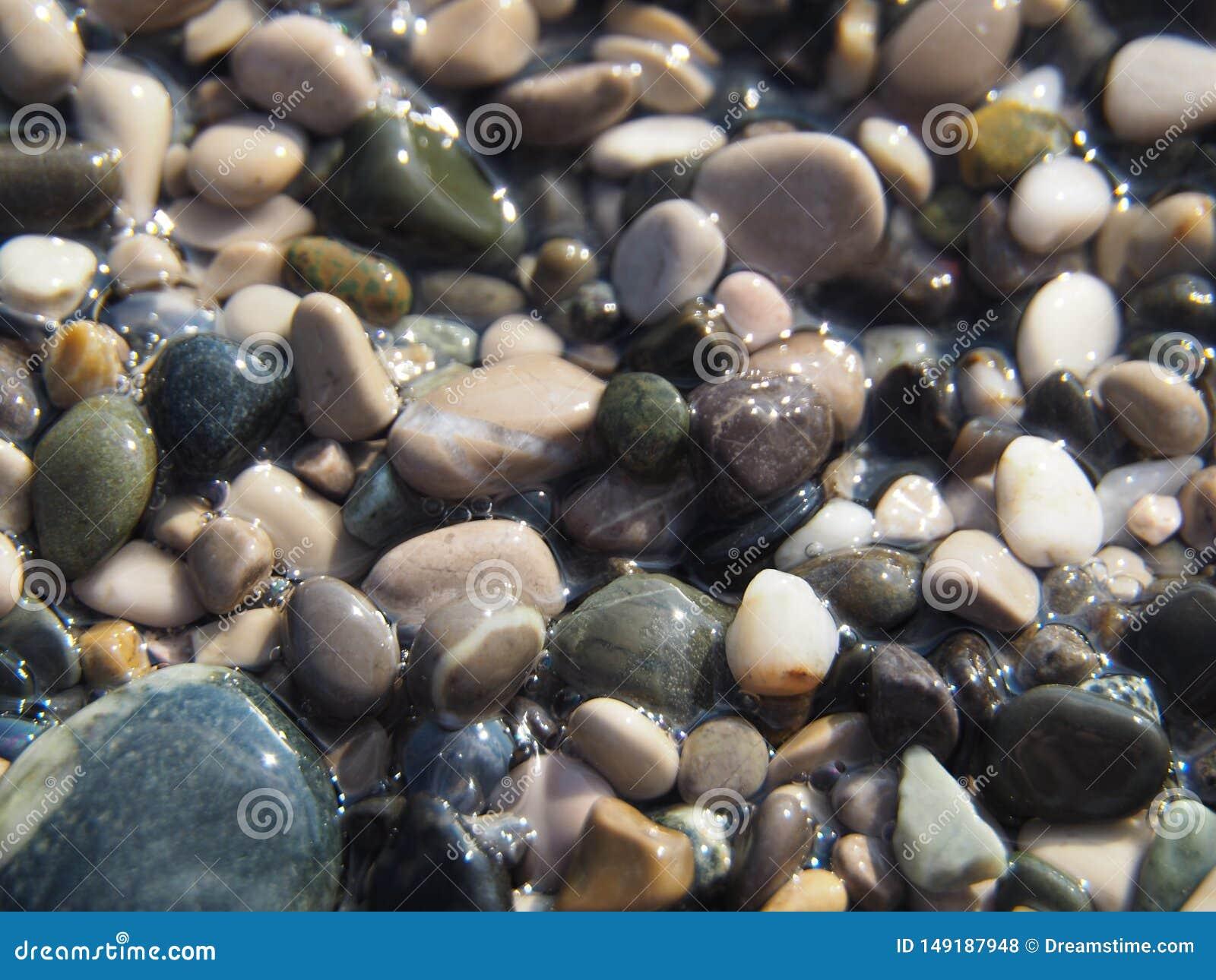 Zandkiezelsteen