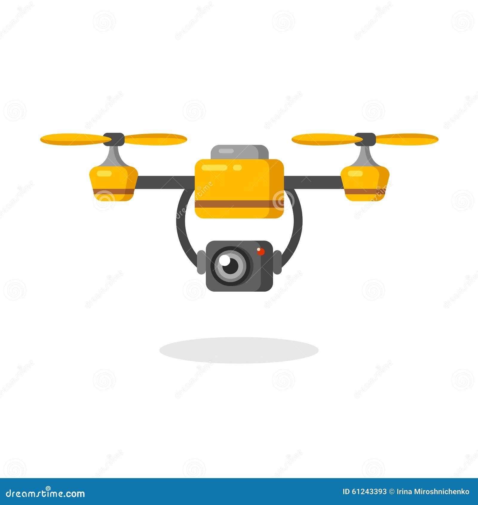 Zangão da fotografia aérea