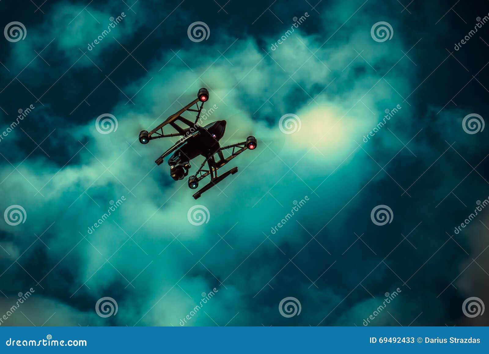Zangão no céu