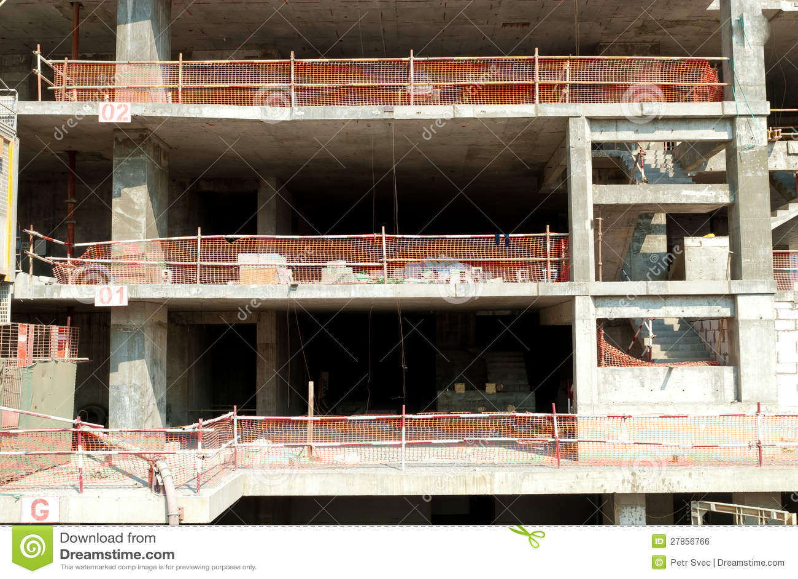 Zaniechana budowa