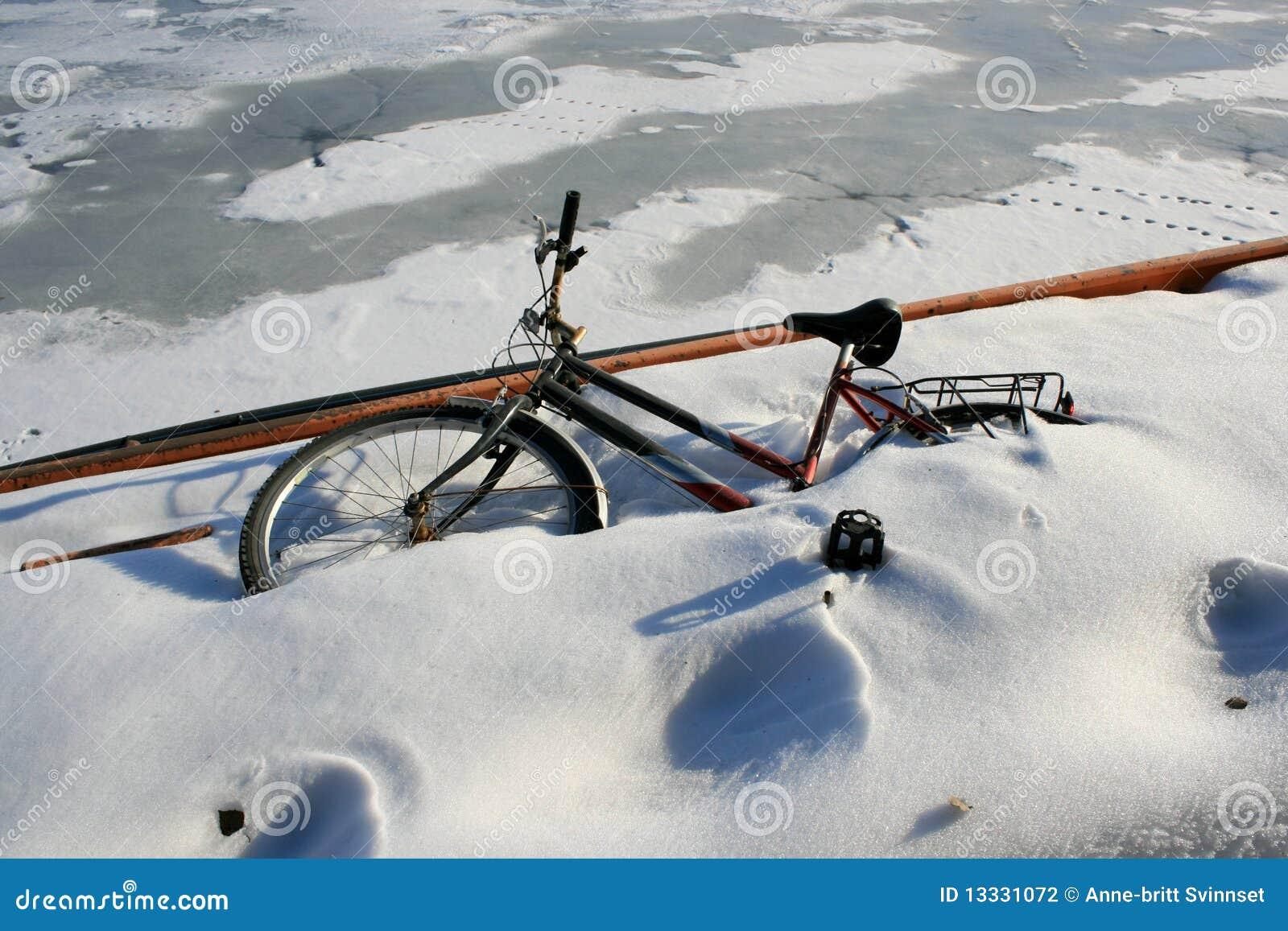Zaniechany bicykl