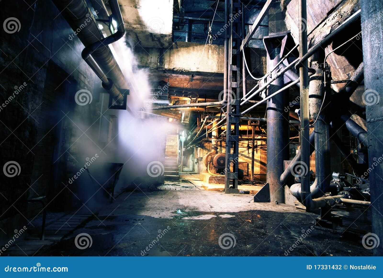 Zaniechany fabryczny stary