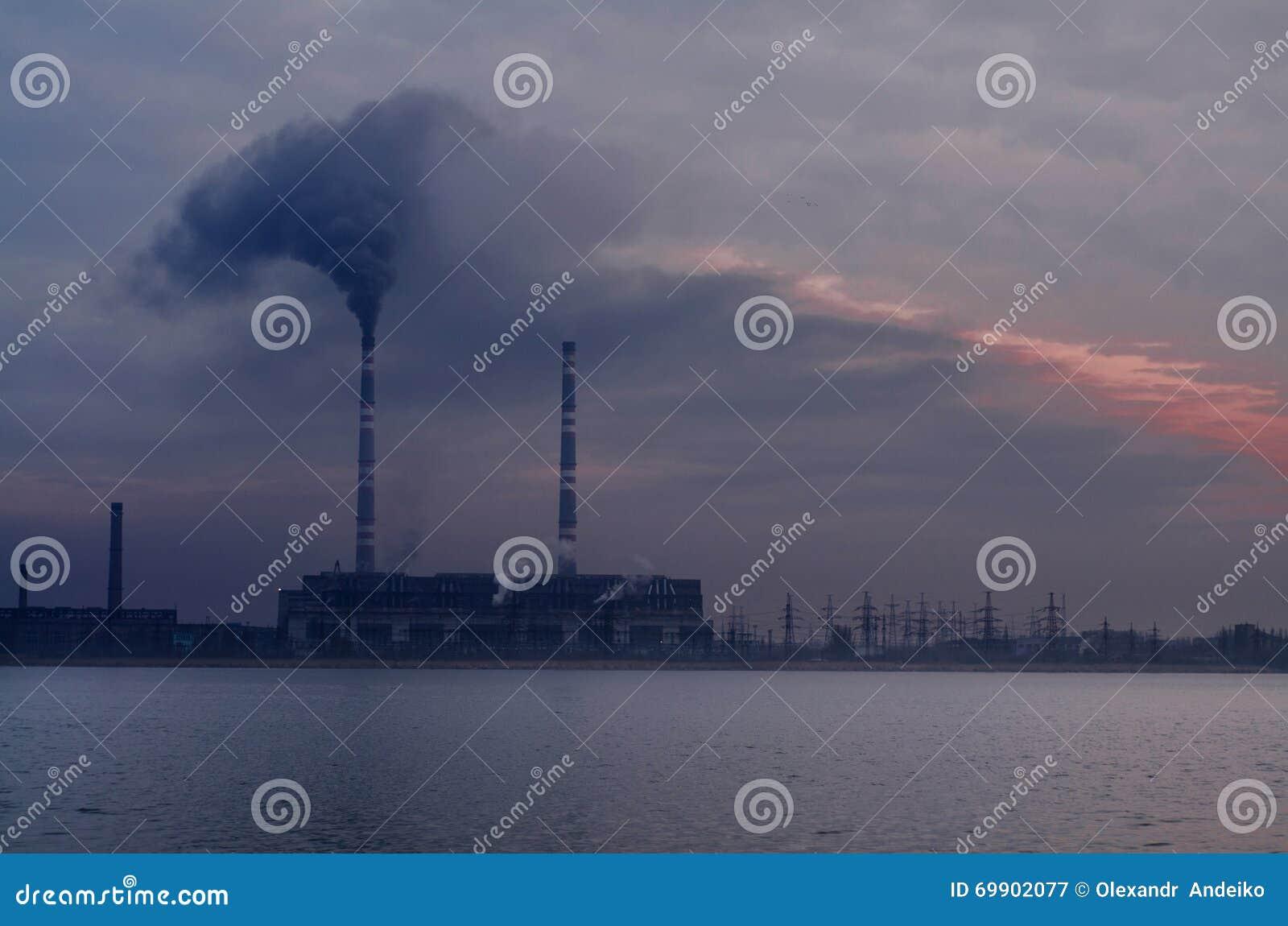 Zanieczyszczenie ekologia