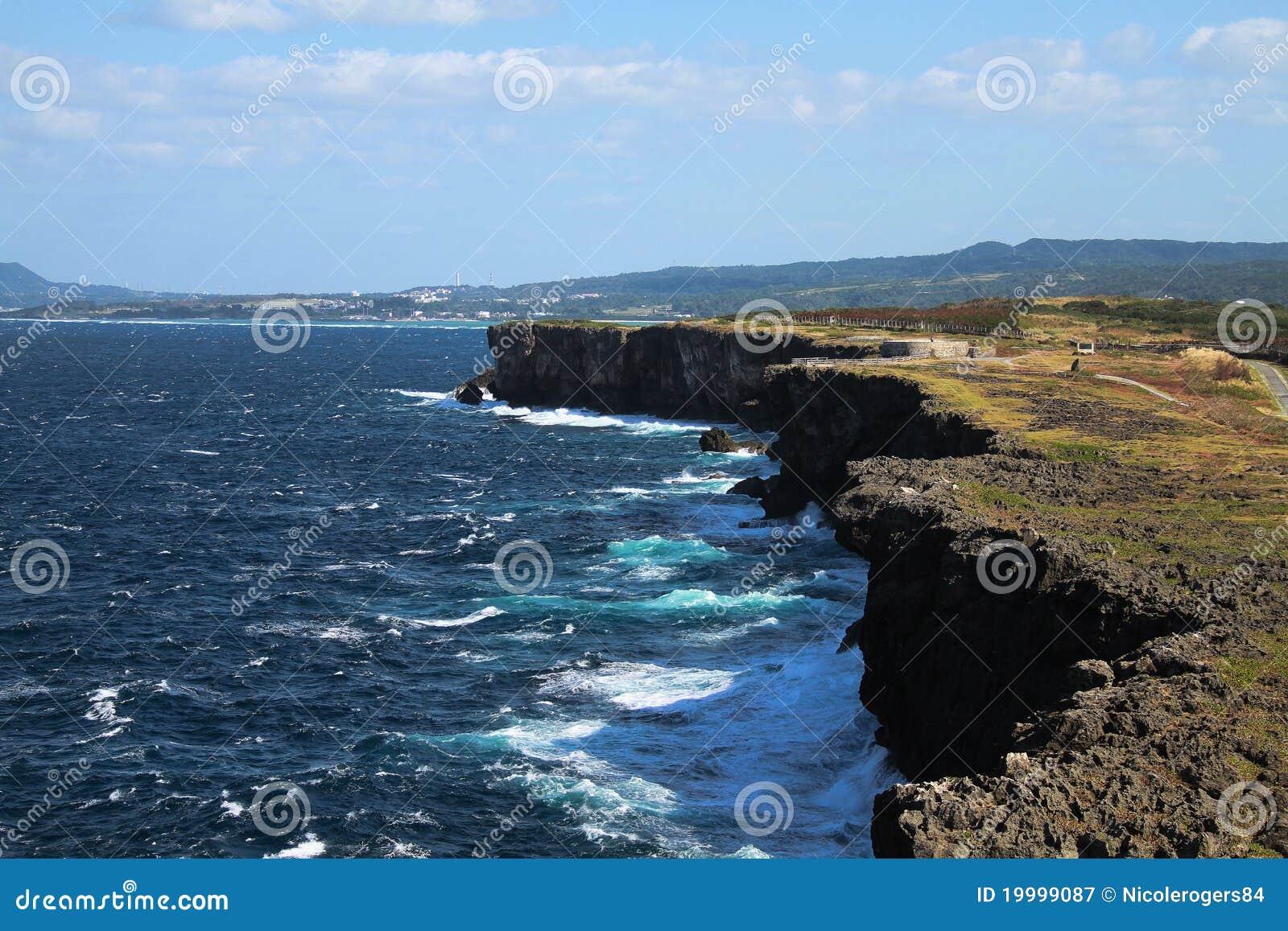 Zanpa Cliff