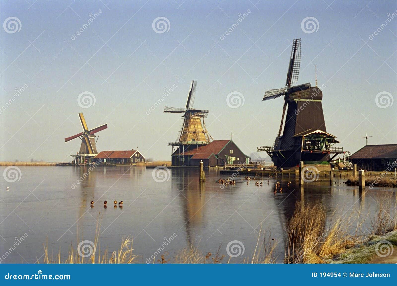 Zanse Schaans, Países Baixos