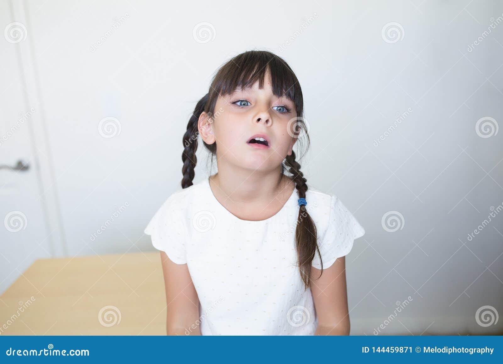 Zanudzająca mała dziewczynka