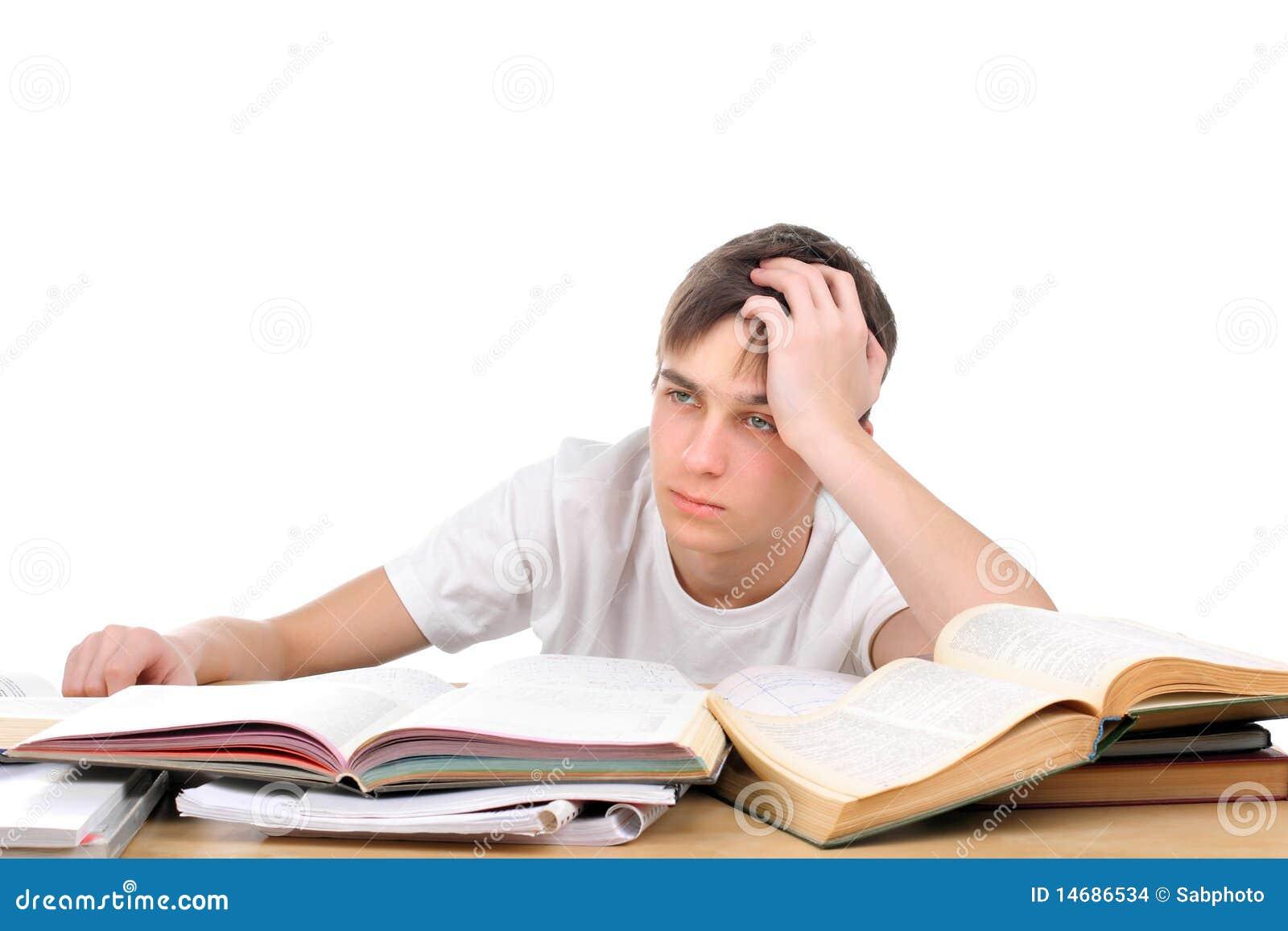 Zanudzający uczeń