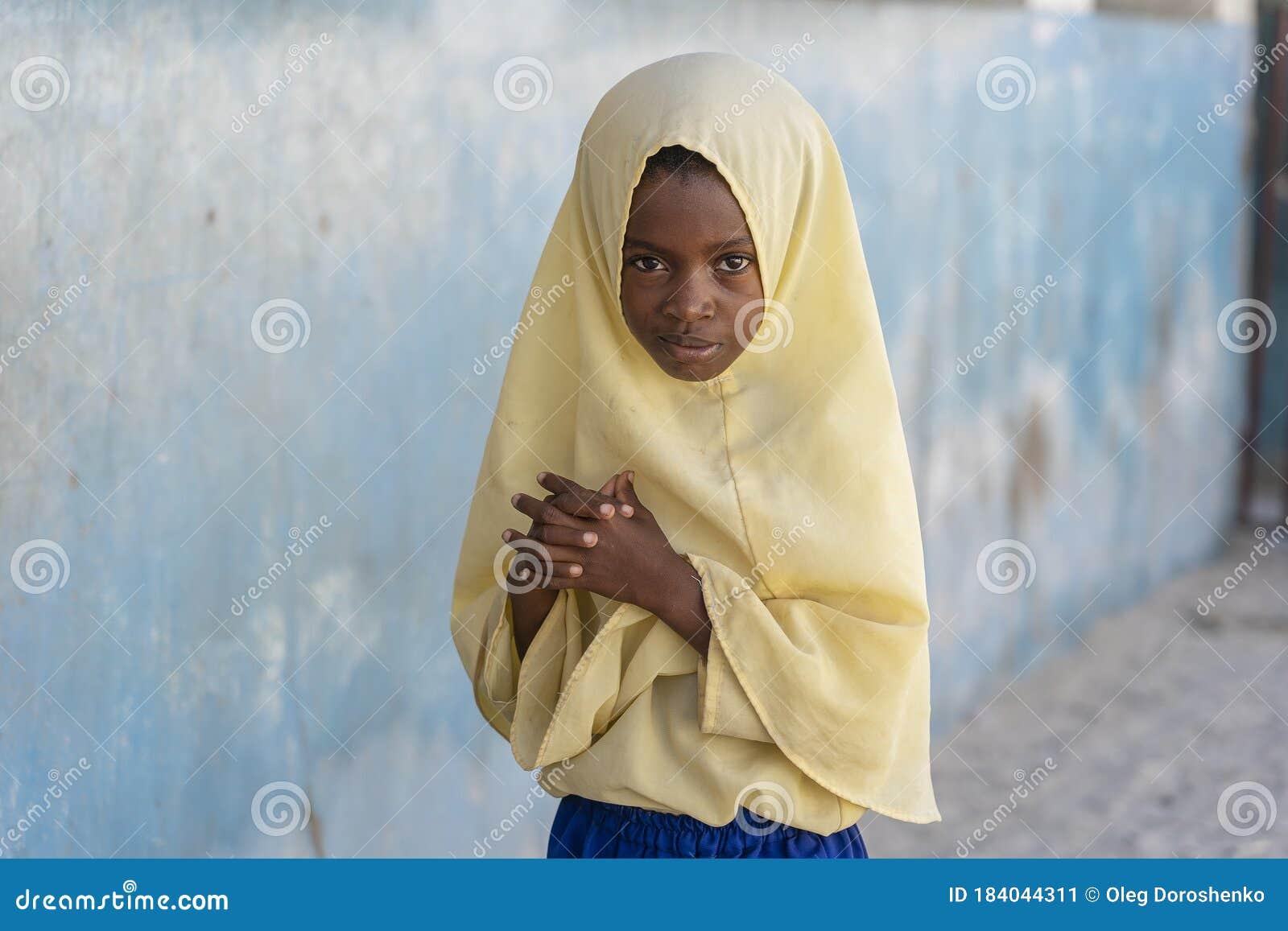 Zanzibar Tanzania November 16 2019 Unknown Stock Photo