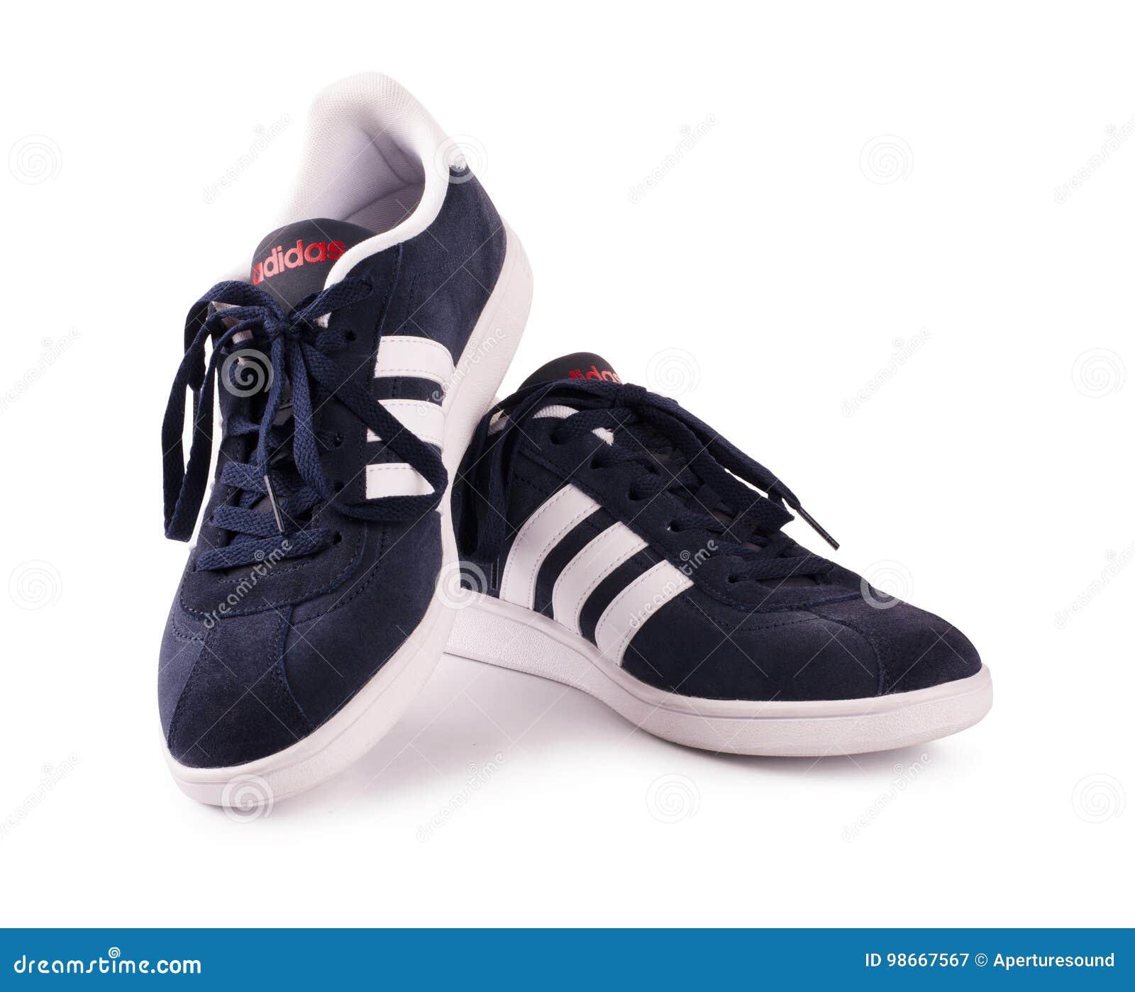 Precio pagable zapatillas de skate nuevo barato Zapatillas De Deporte Azules De Adidas Para Correr ...