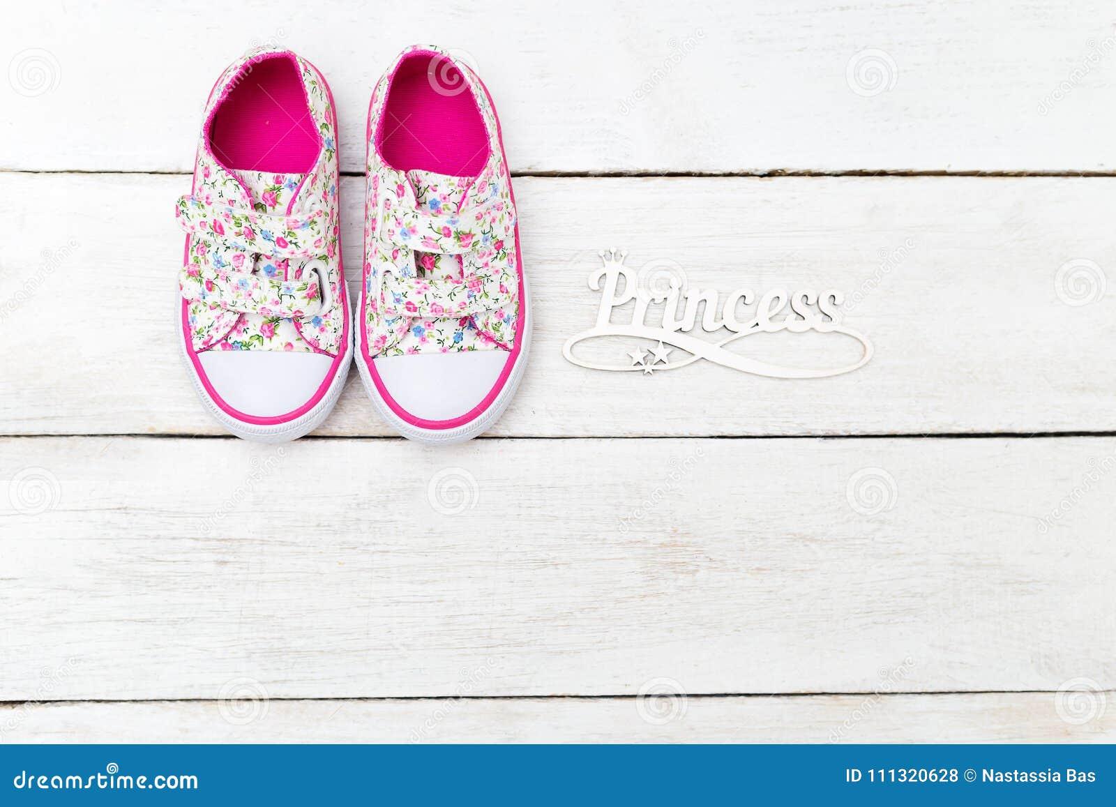 Y Zapatillas De La Princesa Deporte ` Muchacha Del S rCthdsQ