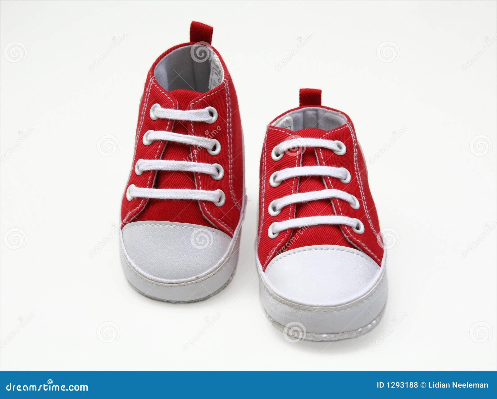 Zapato-corredores del bebé